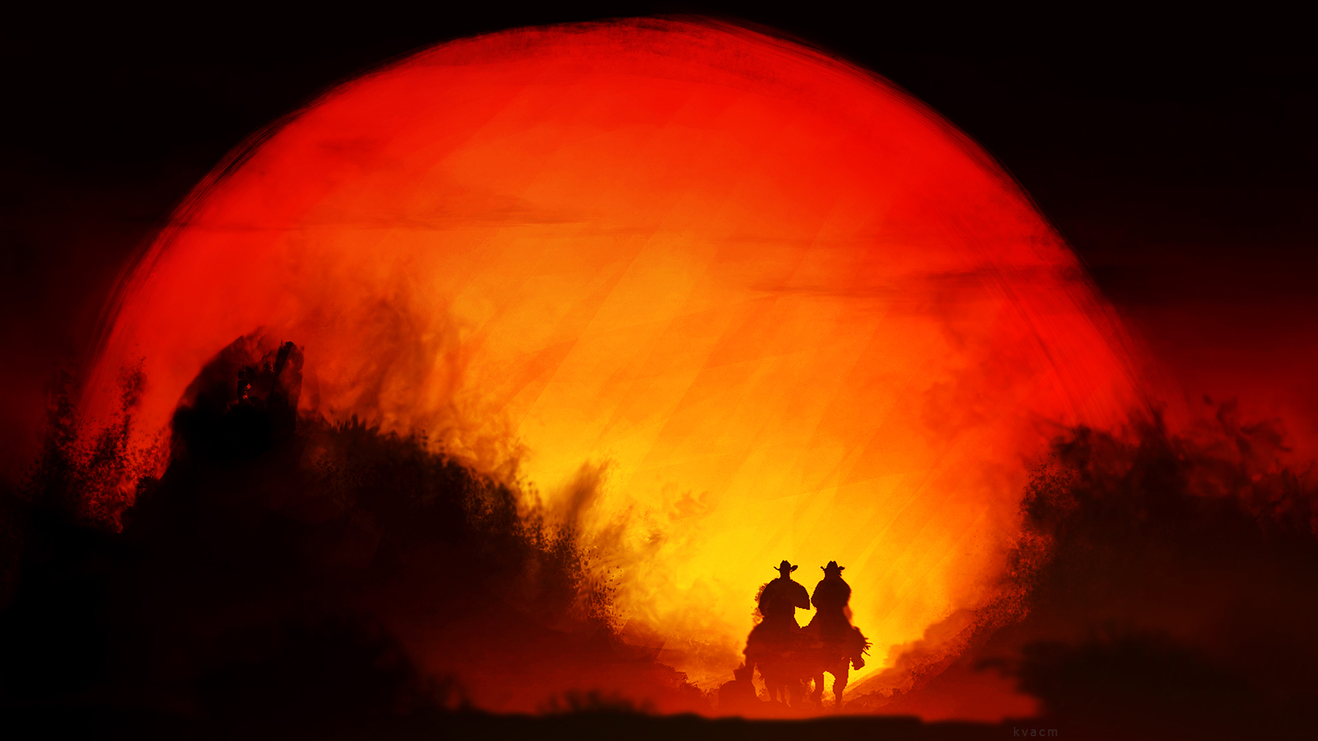 640x960 Red Dead Redemption Fanart Iphone 4 Iphone 4s Hd 4k