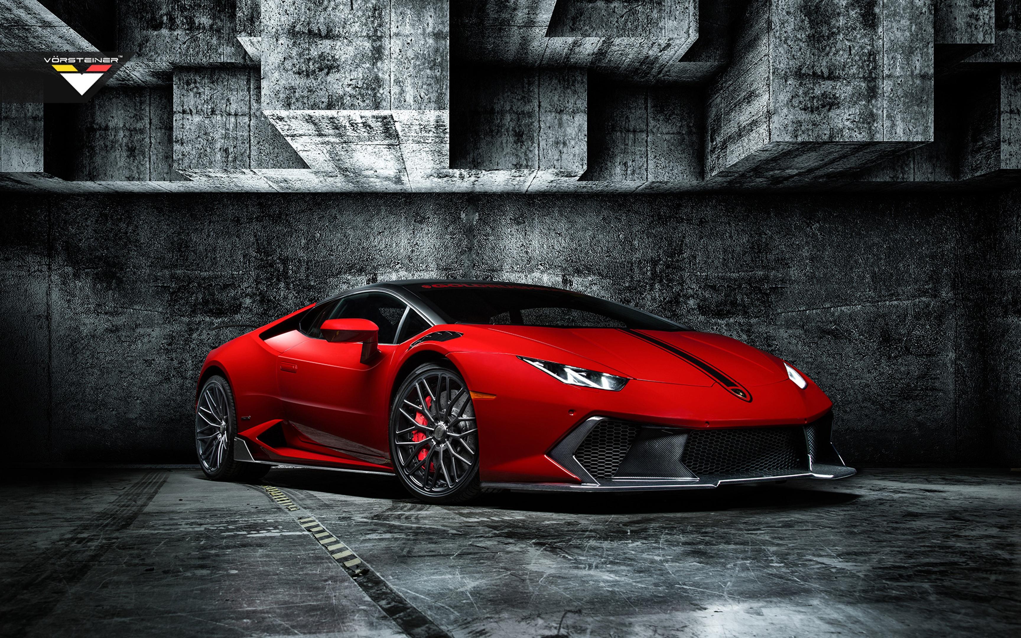 Red Lamborghini Huracan 4k, HD Cars, 4k Wallpapers, Images ...