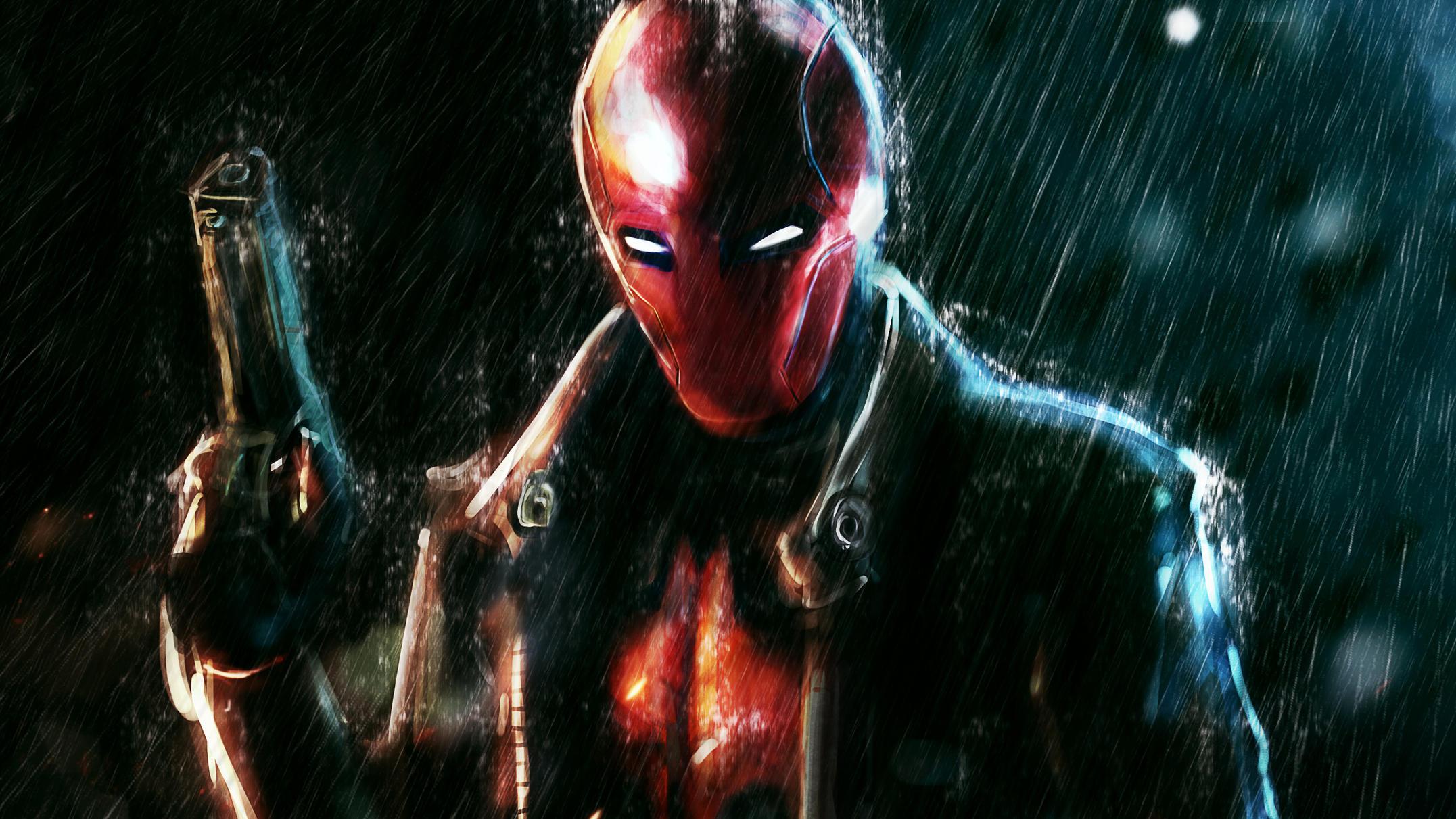 RedHood, HD Superheroes, 4k Wallpapers, Images ...