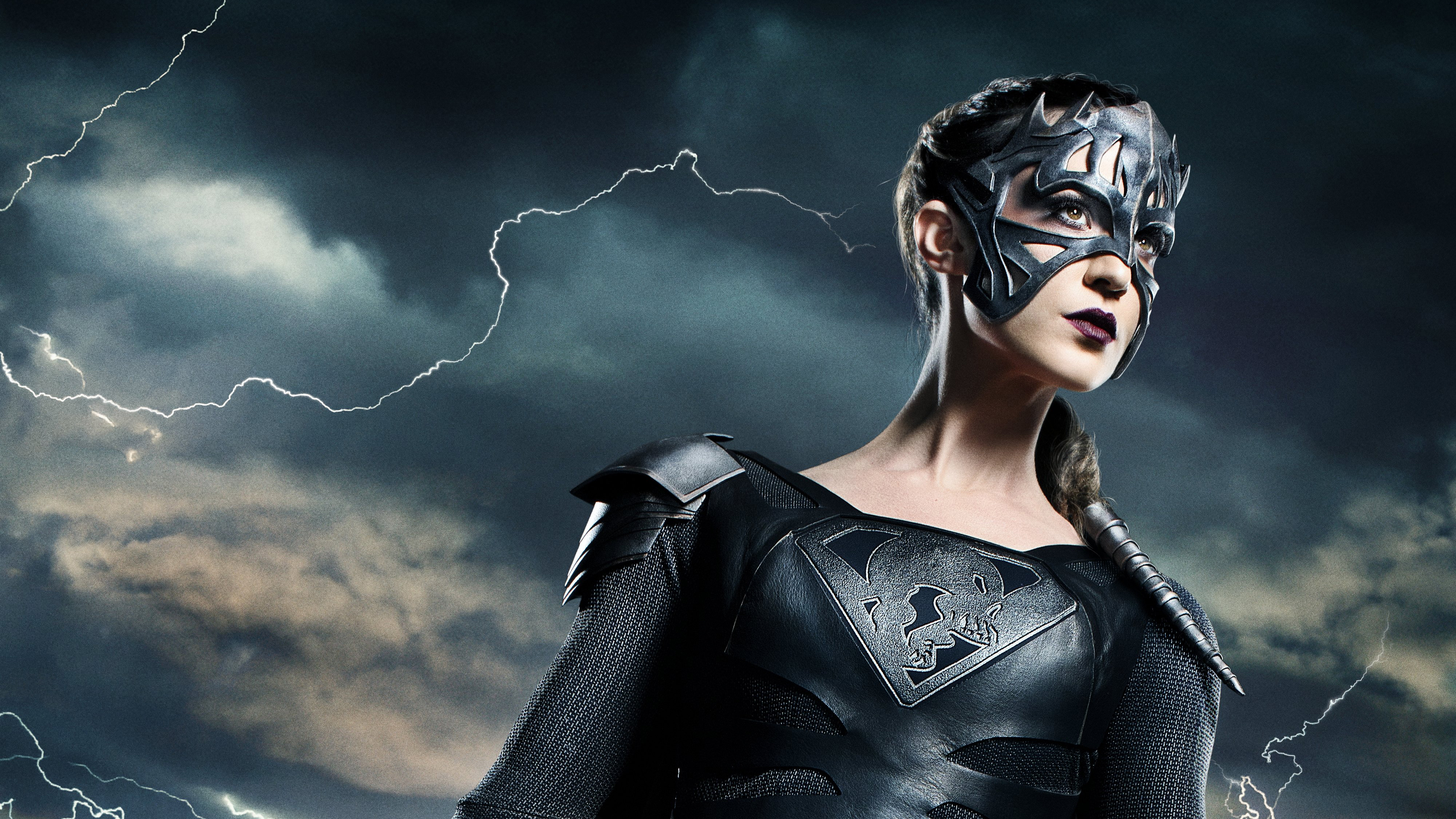 Reign from supergirl 4k hd tv shows 4k wallpapers - Tv series wallpaper 4k ...