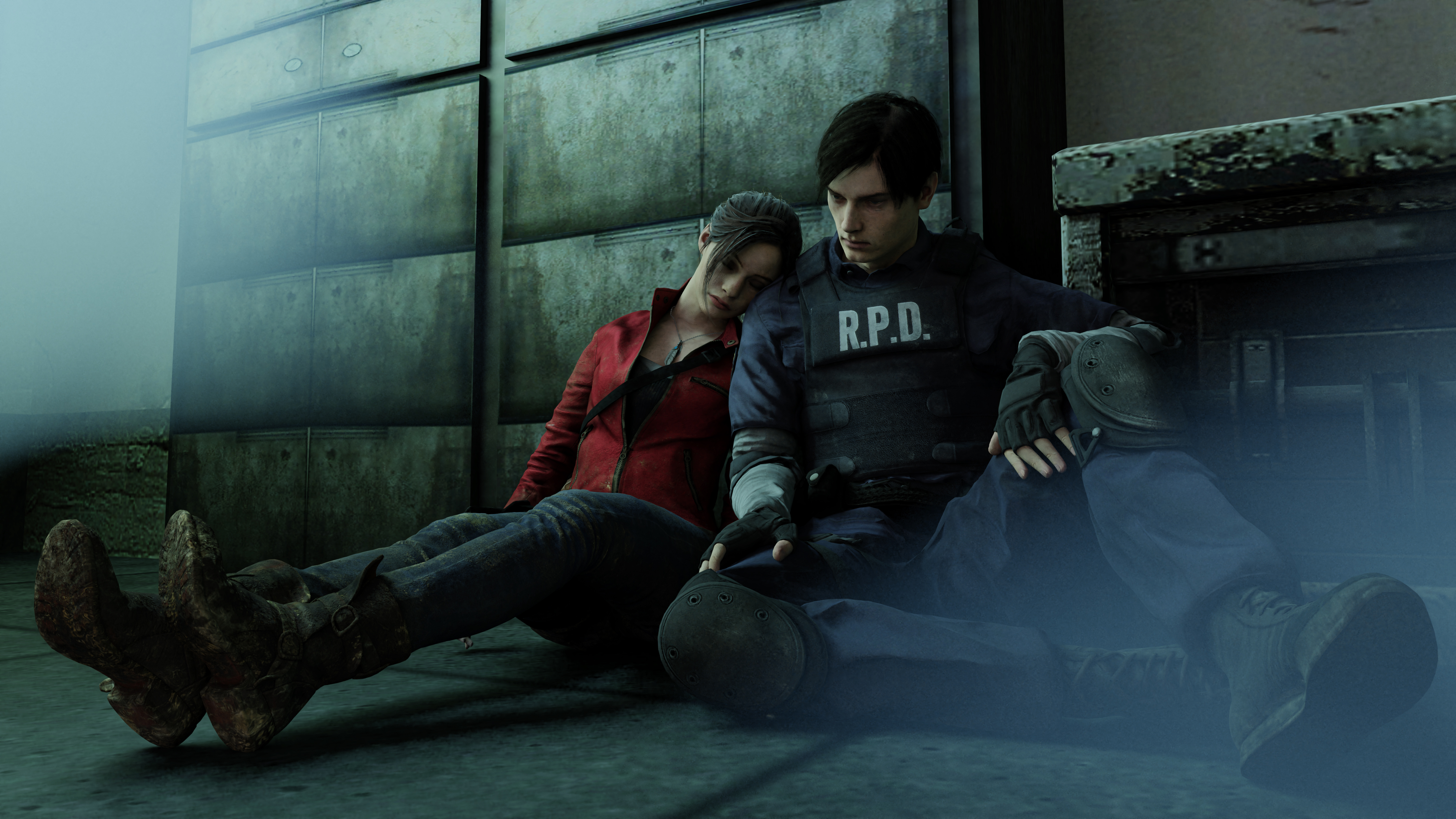 Resident Evil 2 5k, HD Games, 4k Wallpapers, Images ...