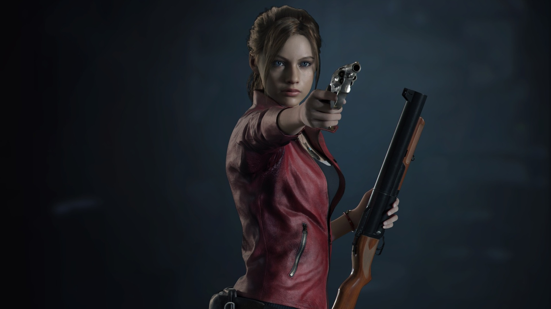 Resident Evil 2 Wallpaper: Resident Evil 2 Claire Redfield, HD Games, 4k Wallpapers