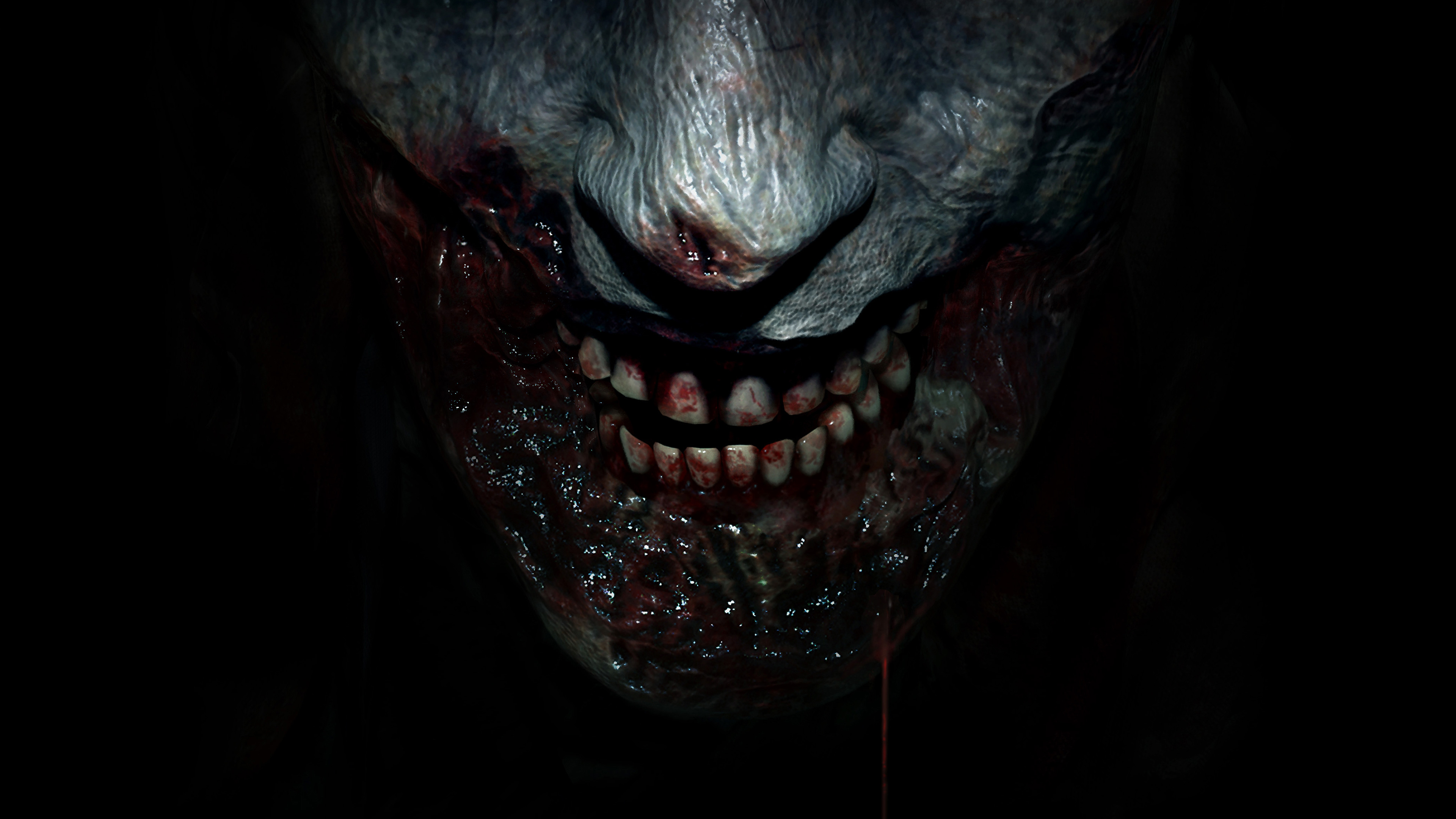 Resident Evil 2 Zombie 4k Hd Games 4k Wallpapers Images