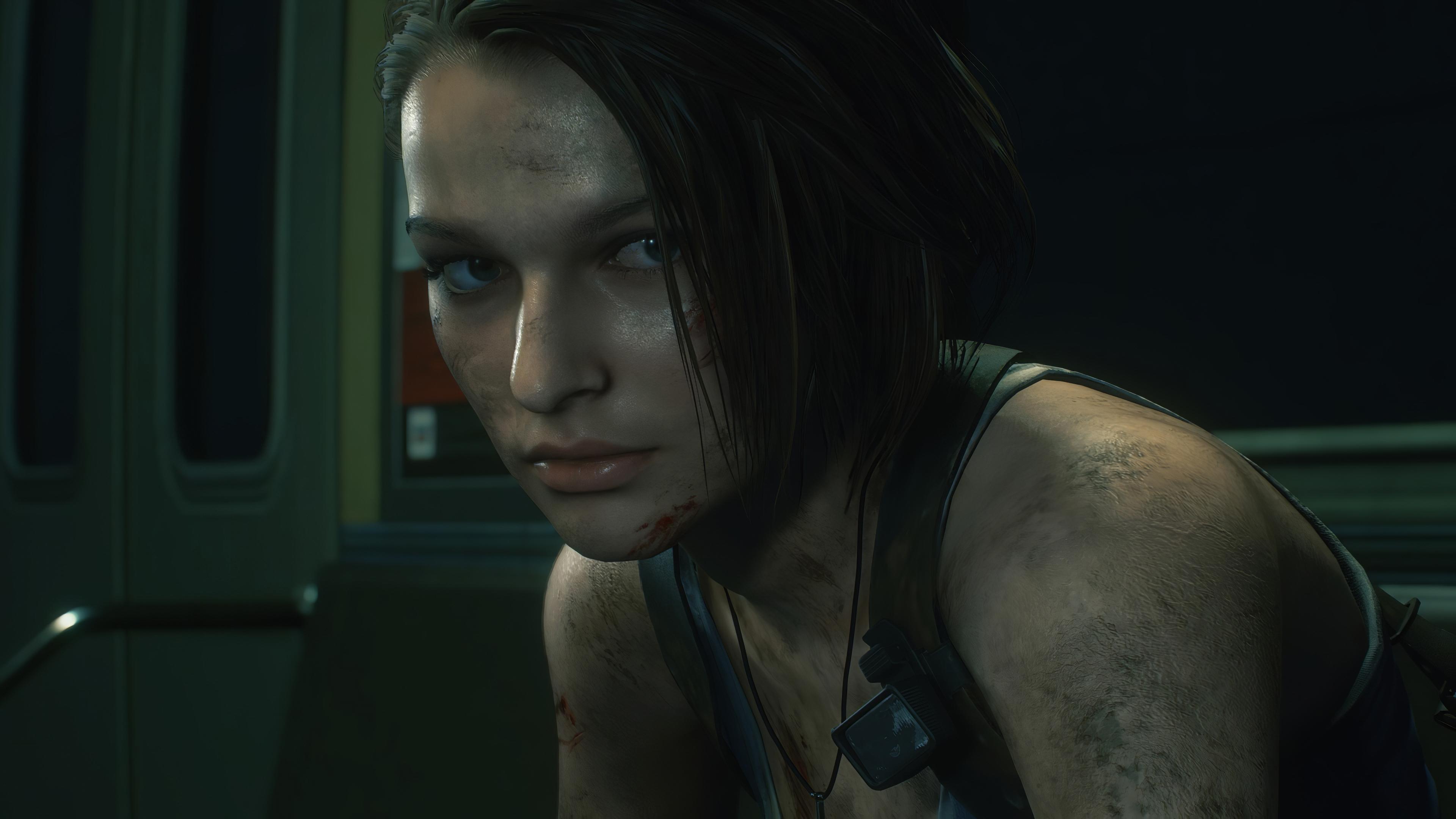 Resident Evil 3 Jill Valentine Hd Games 4k Wallpapers