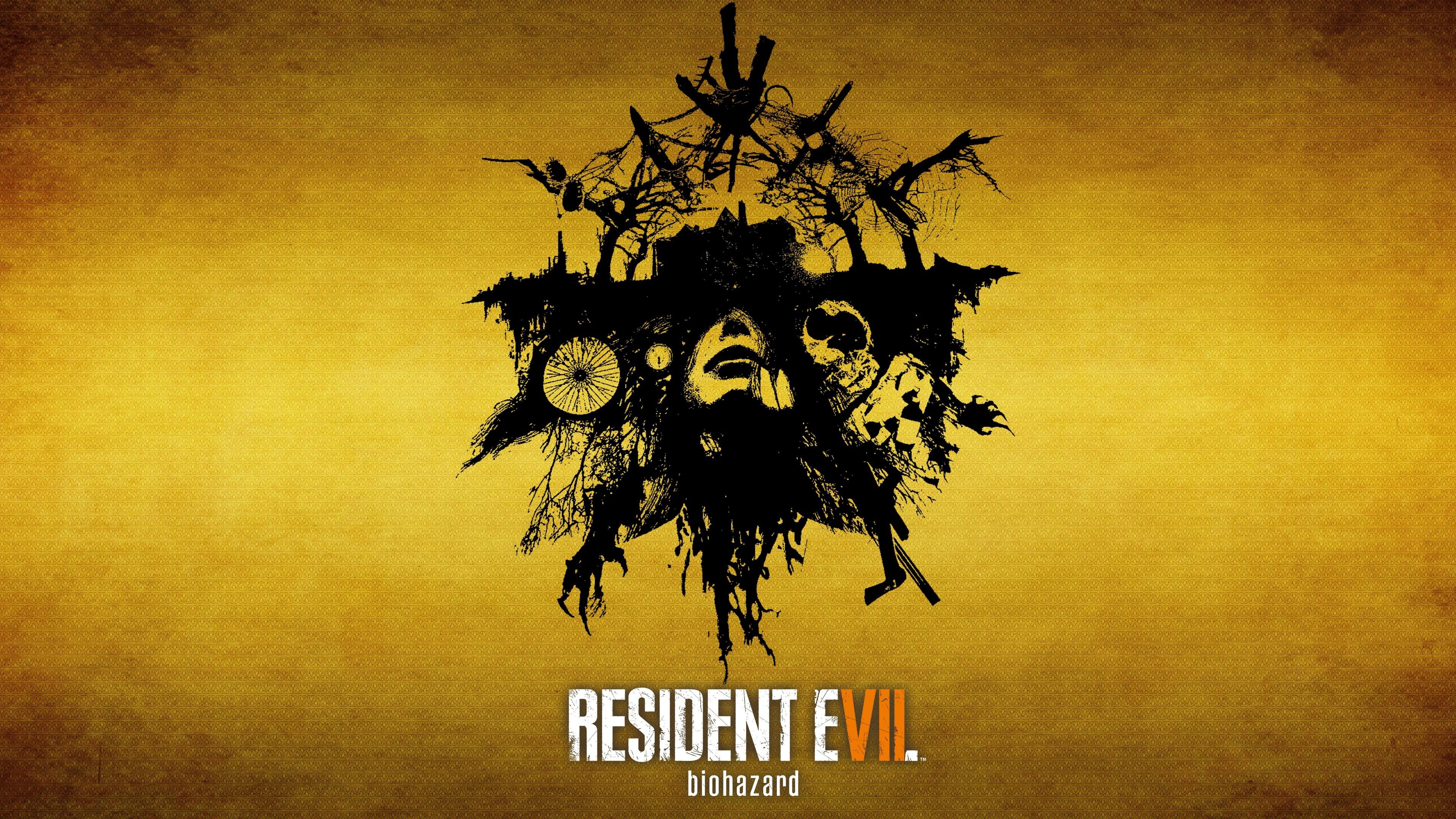 Resident Evil 7 Hd Wallpaper: Resident Evil 7 Biohazard, HD Games, 4k Wallpapers, Images