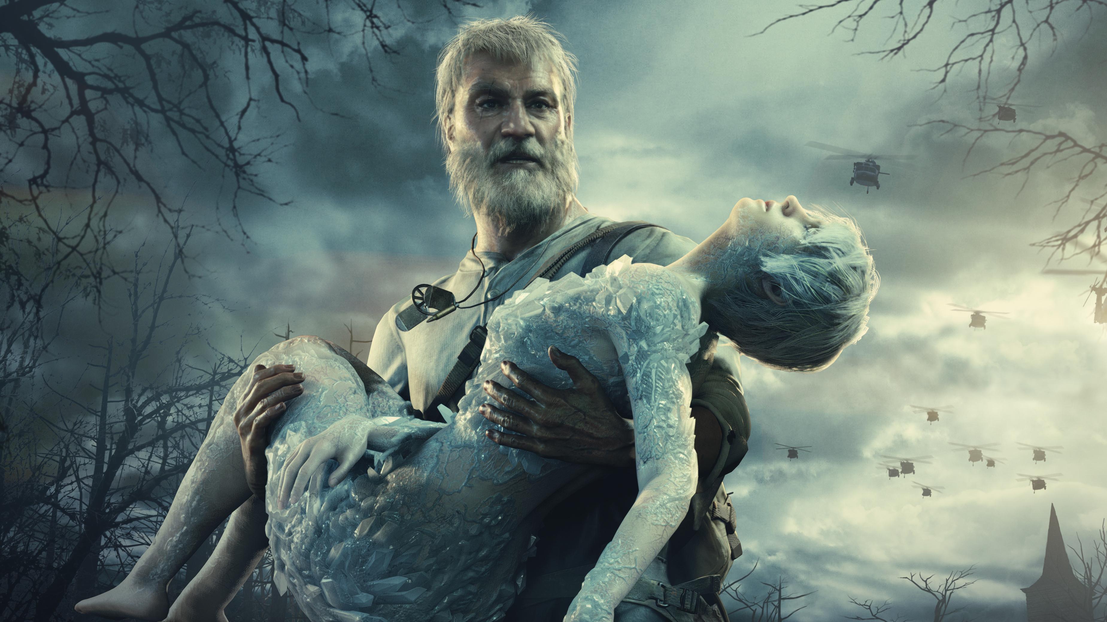 Resident Evil 7 Biohazard End Of Zoe 4k, HD Games, 4k ...