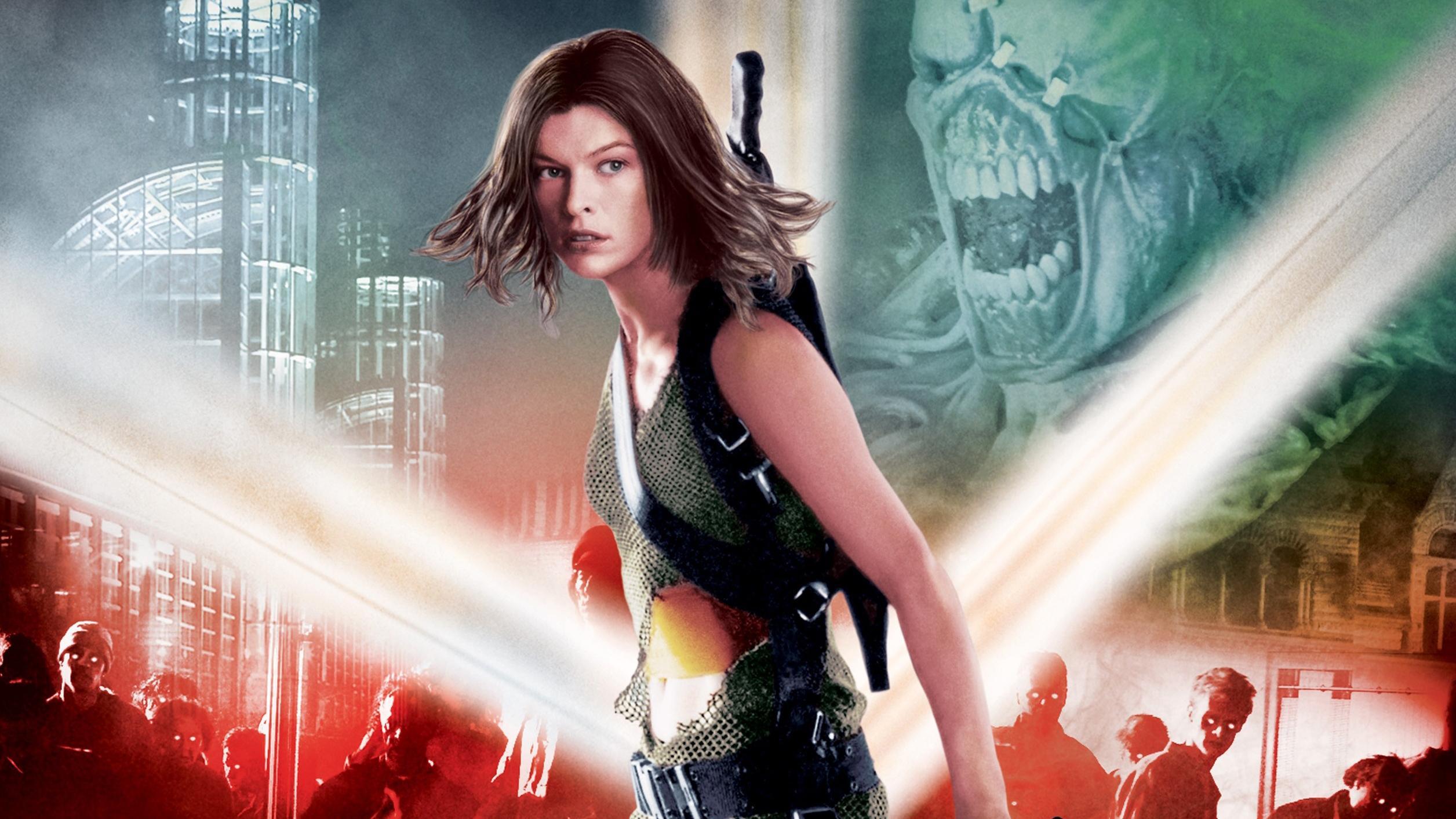Filme Wie Resident Evil