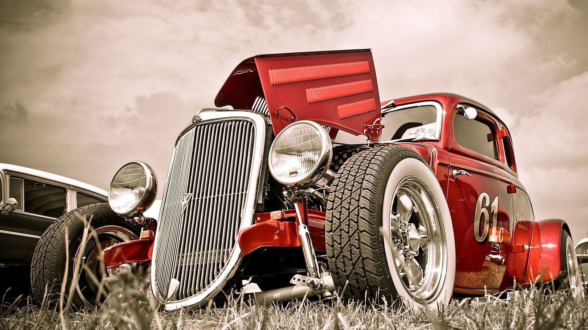Retro Car HD Cars 4k Wallpapers Images Backgrounds Photos And