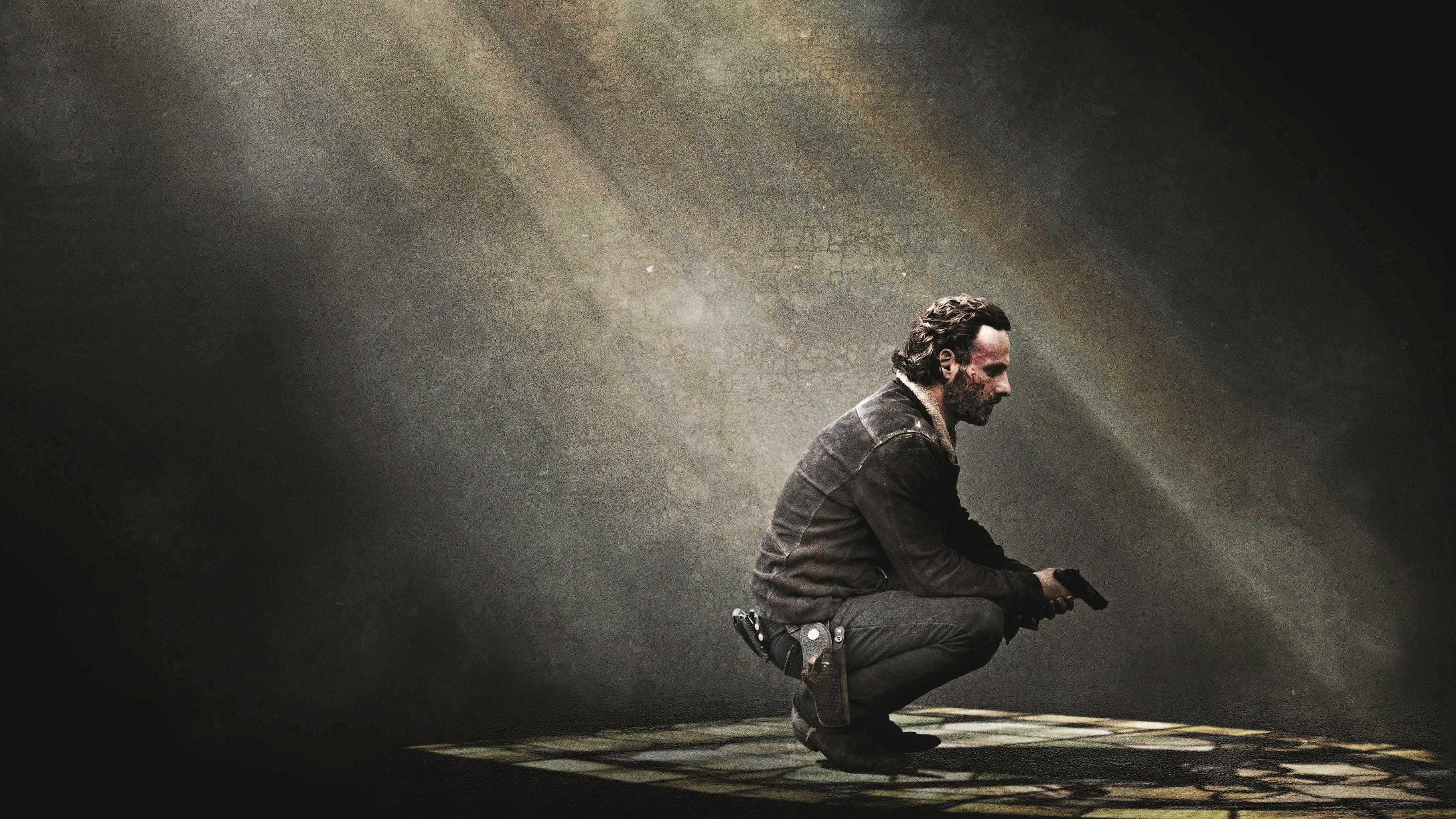 Walking Dead Wallpaper For Android: 1920x1080 Rick Grimes The Walking Dead Laptop Full HD