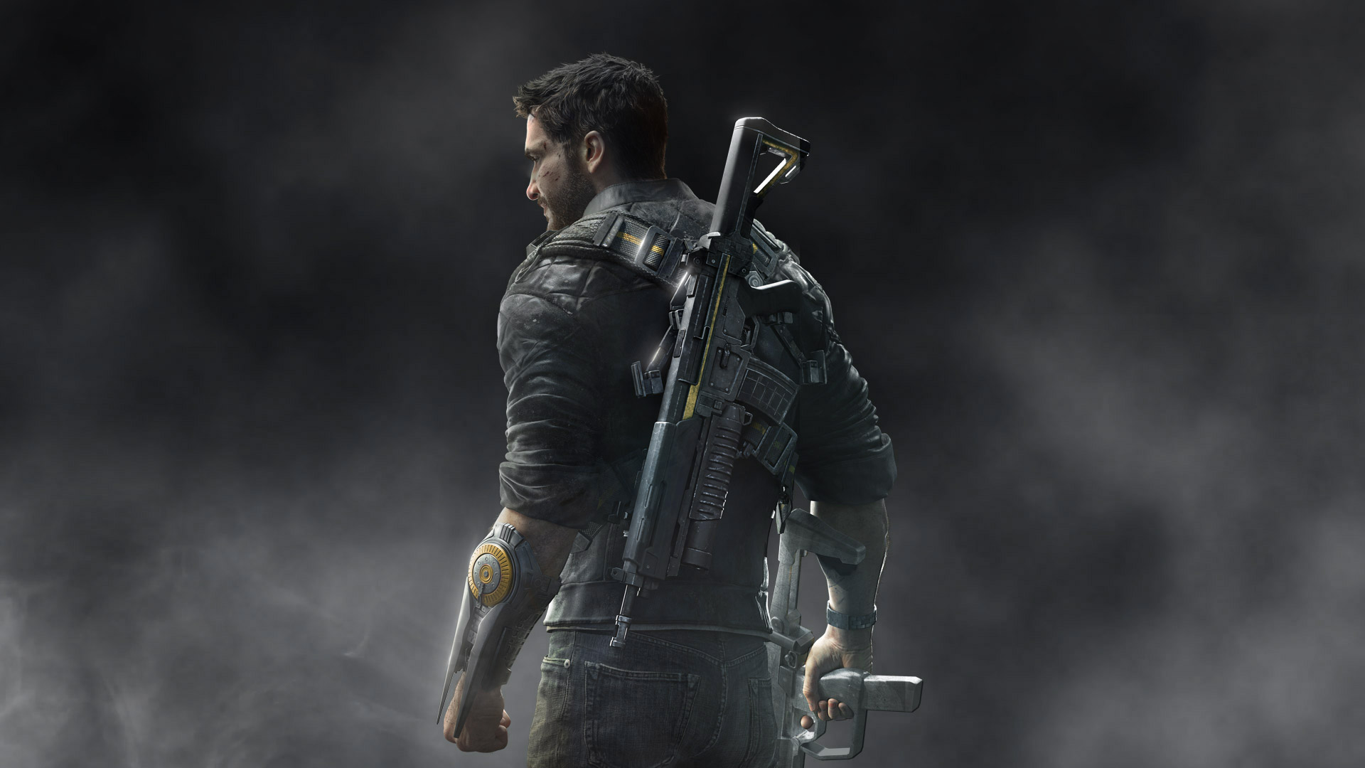 Just Cause 4 Wallpaper: Rico Rodriguez In Just Cause 4, HD Games, 4k Wallpapers