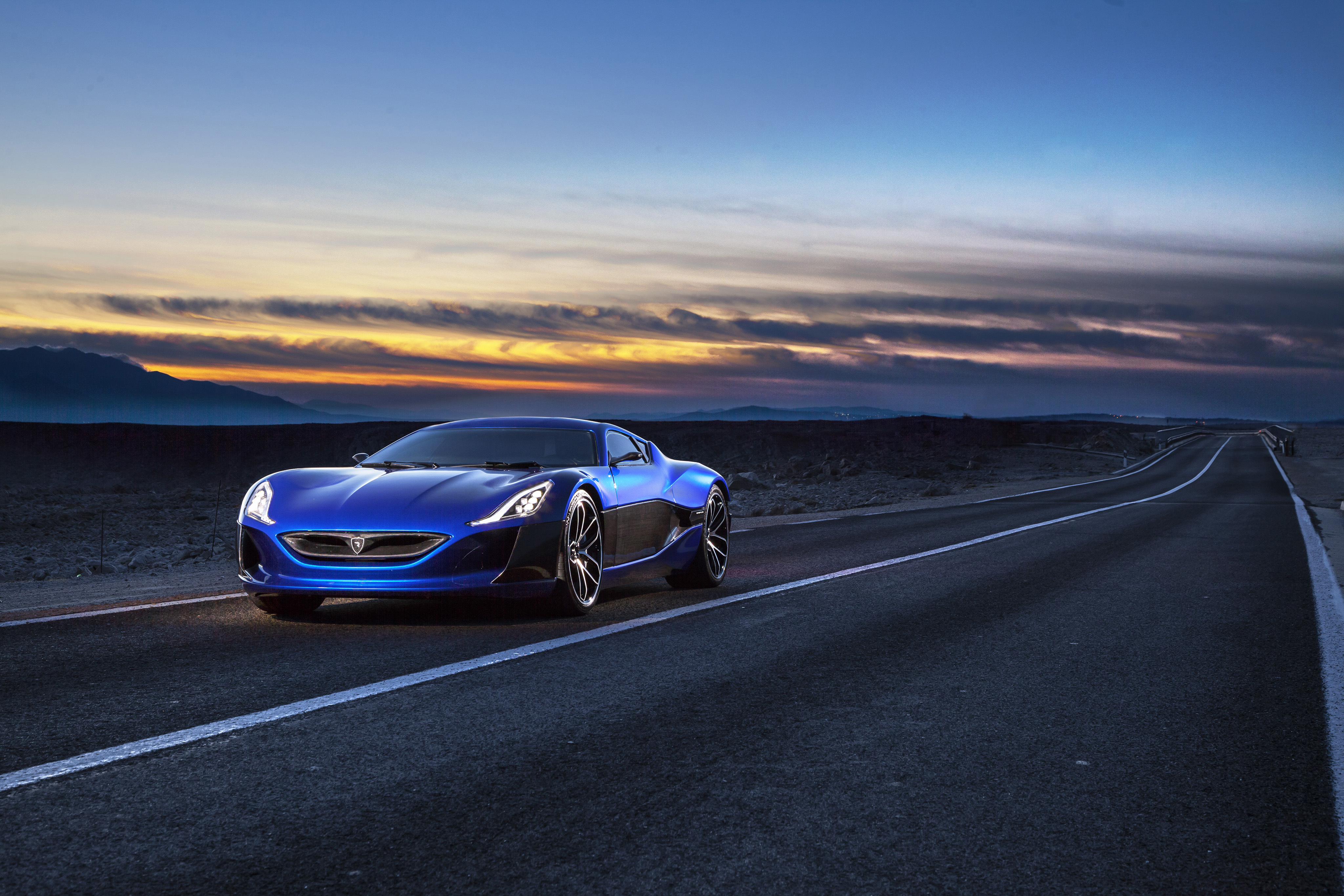 Rimac Concept One, HD Cars, 4k Wallpapers, Images