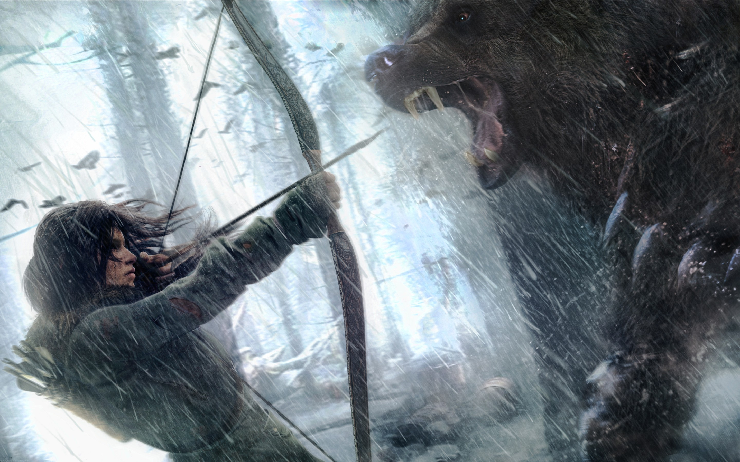 Rise Of The Tomb Raider Game 3