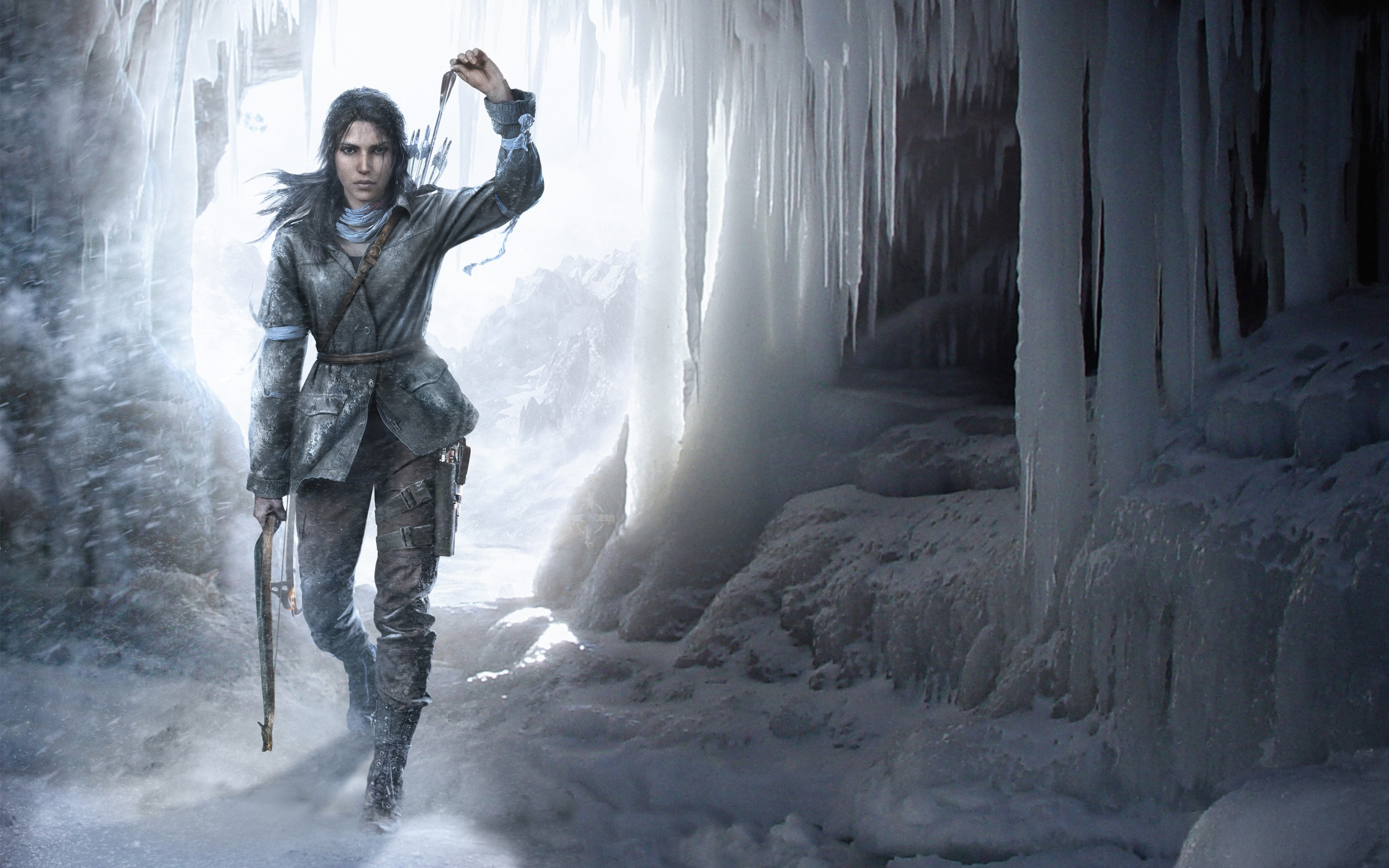 Rise Of The Tomb Raider Game 1280x1024 Resolution