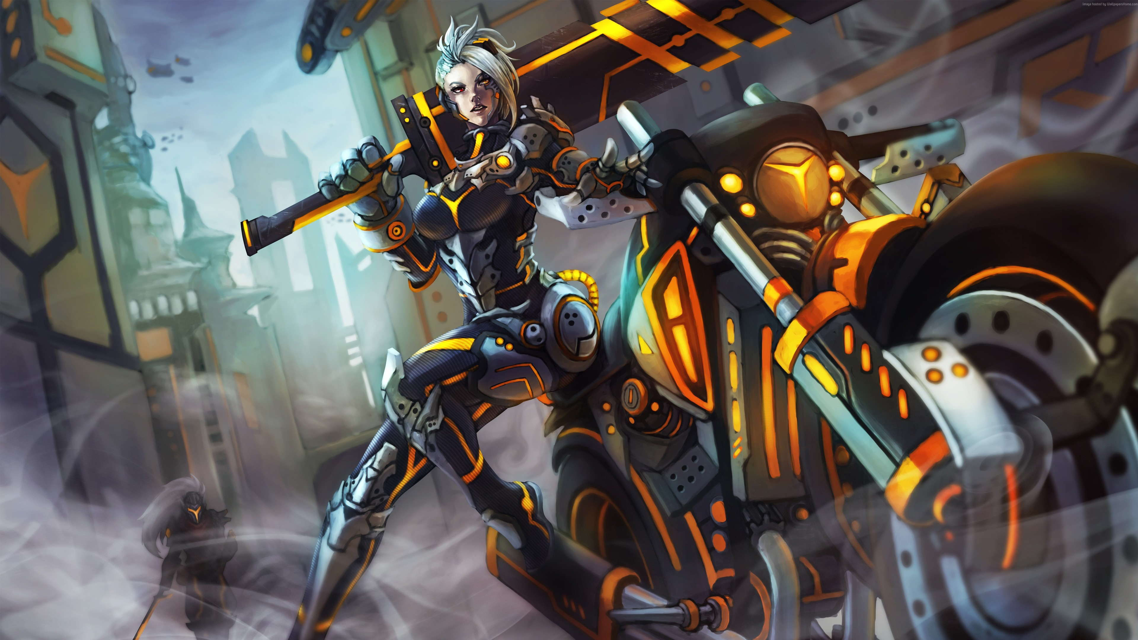 Riven League Of Legends 4k Hd Games 4k Wallpapers Images
