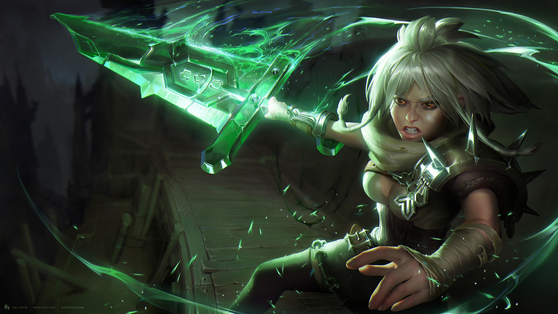 riven league of legends hd, hd games, 4k wallpapers, images