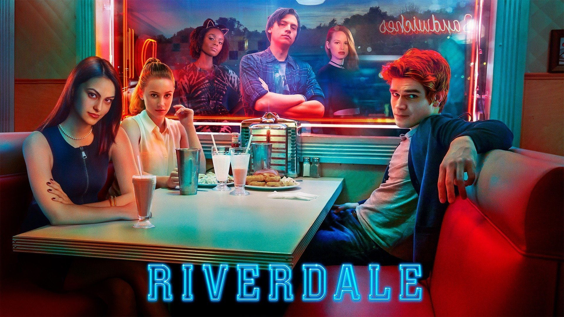 Riverdale tv series hd tv shows 4k wallpapers images - Tv series wallpaper 4k ...