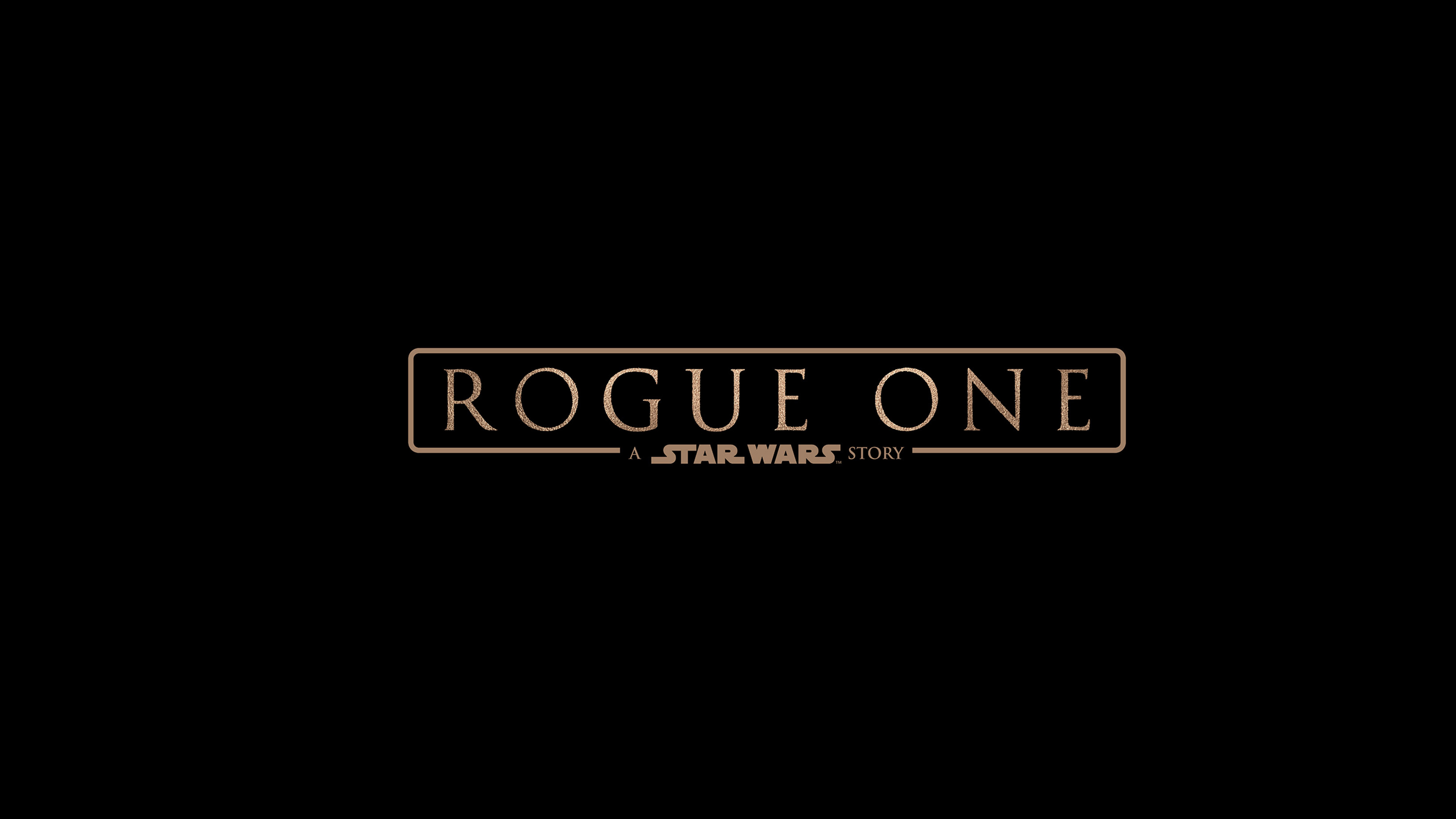 Rogue One A Star Wars Story 4k Poster