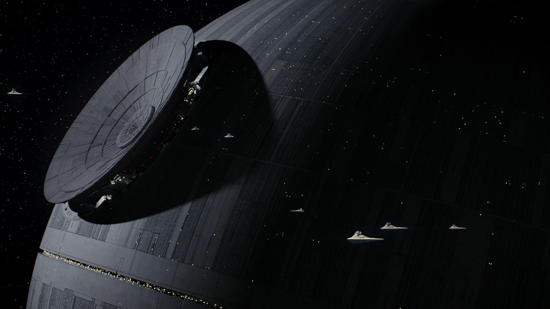 Rogue One Star Ship