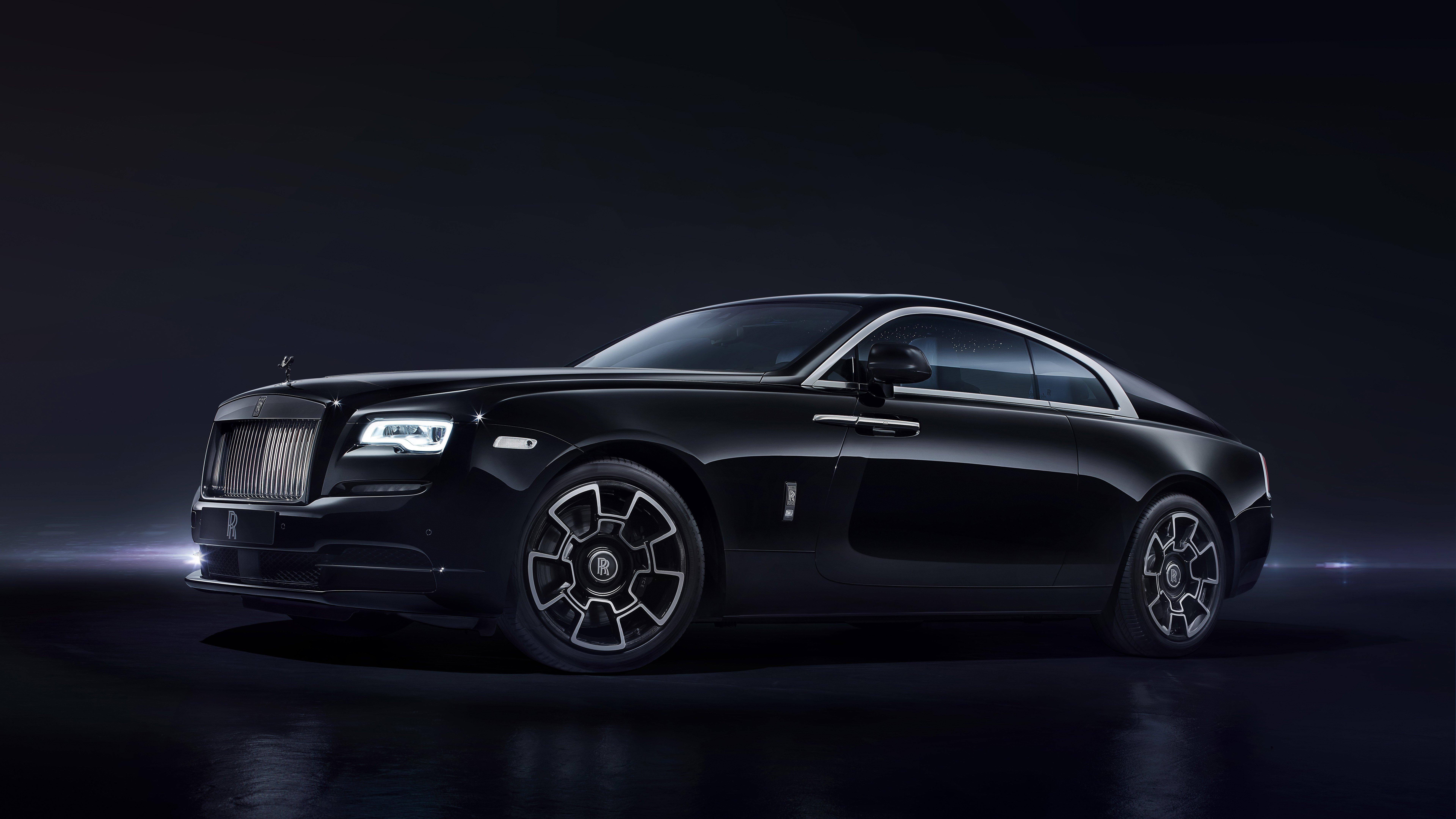 7680x4320 Rolls Royce Black 2017 8k Hd 4k Wallpapers Images