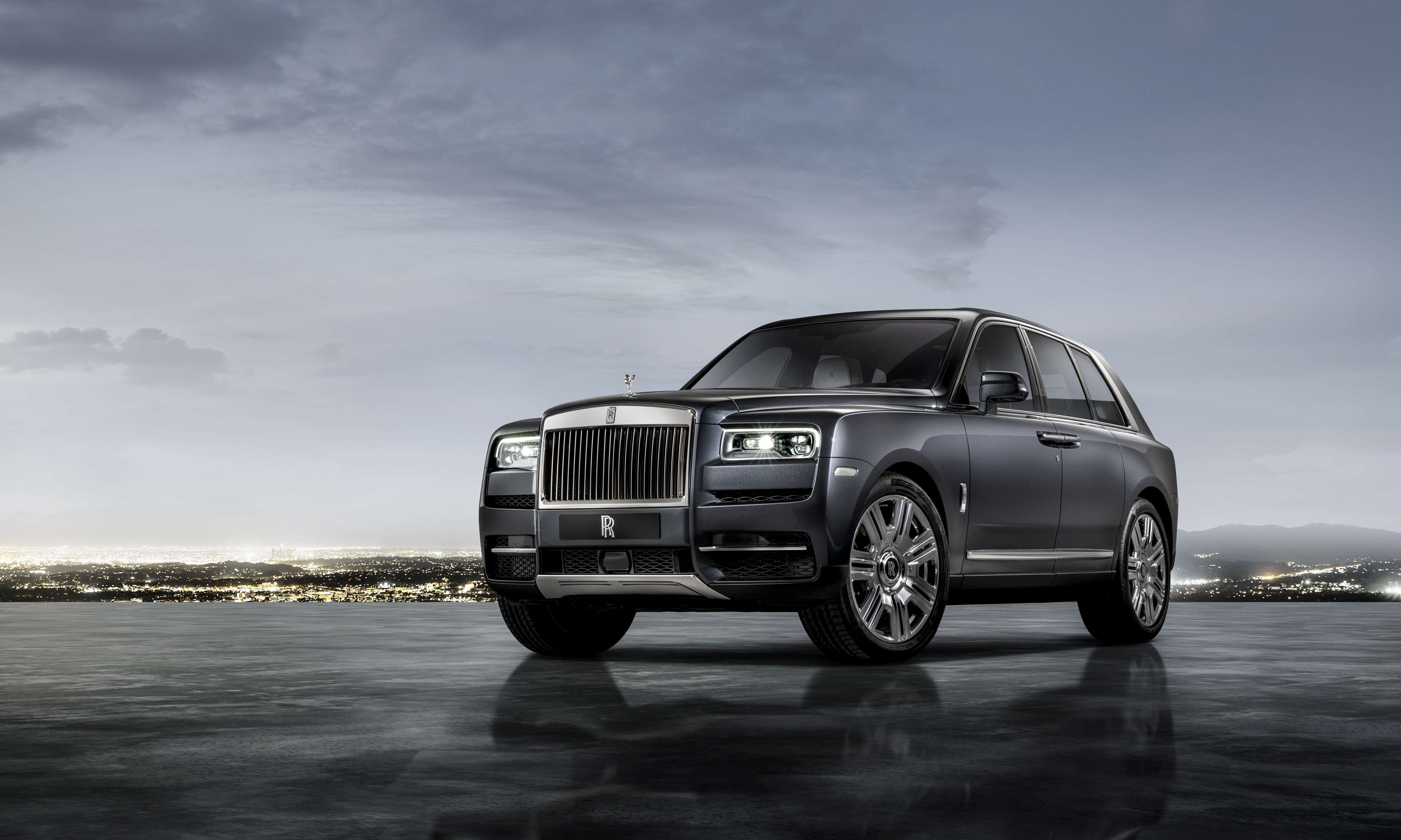 Rolls Royce Cullinan 4k Hd Cars 4k Wallpapers Images