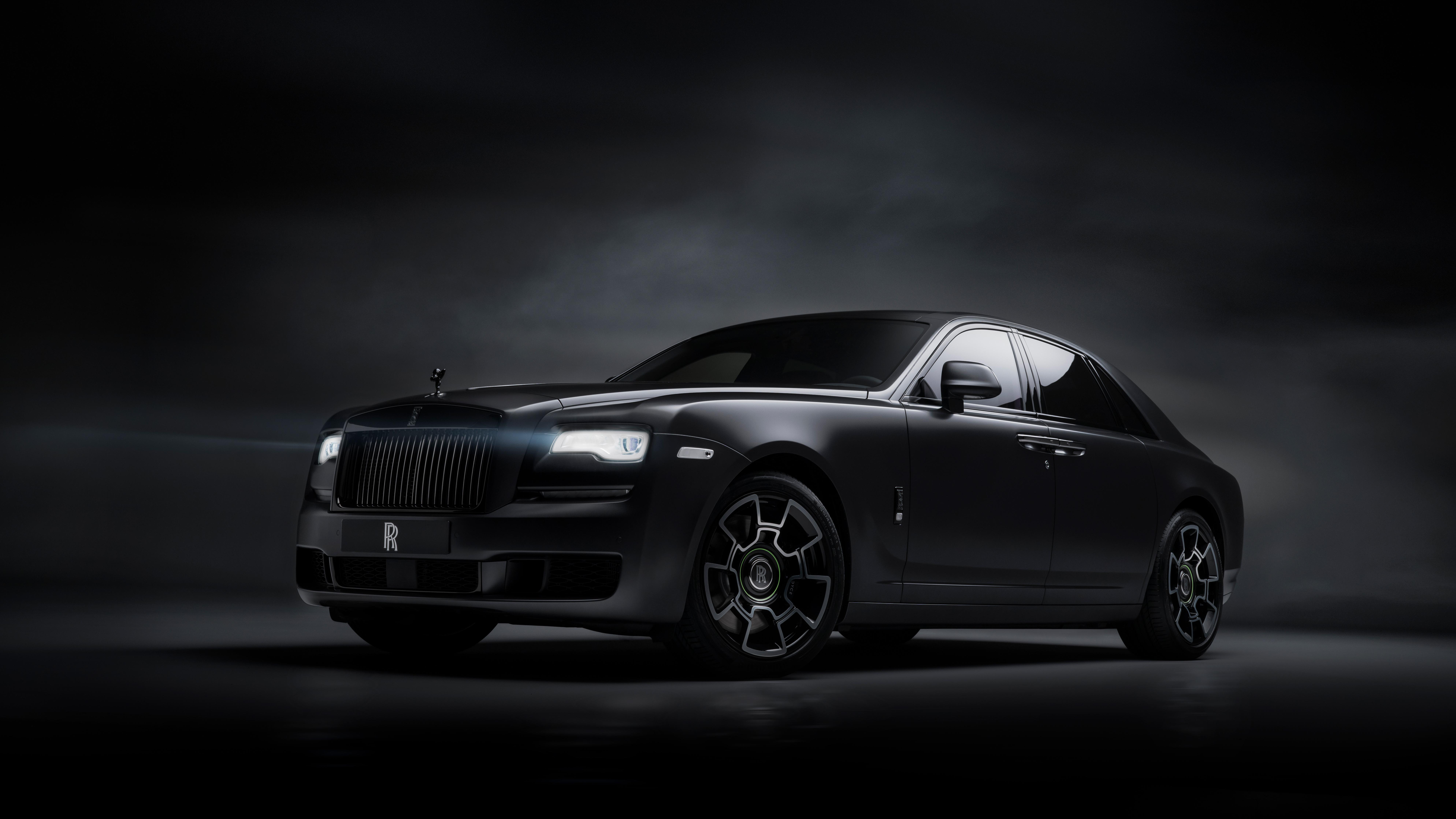Rolls Royce Ghost Black Badge 2019, HD Cars, 4k Wallpapers ...