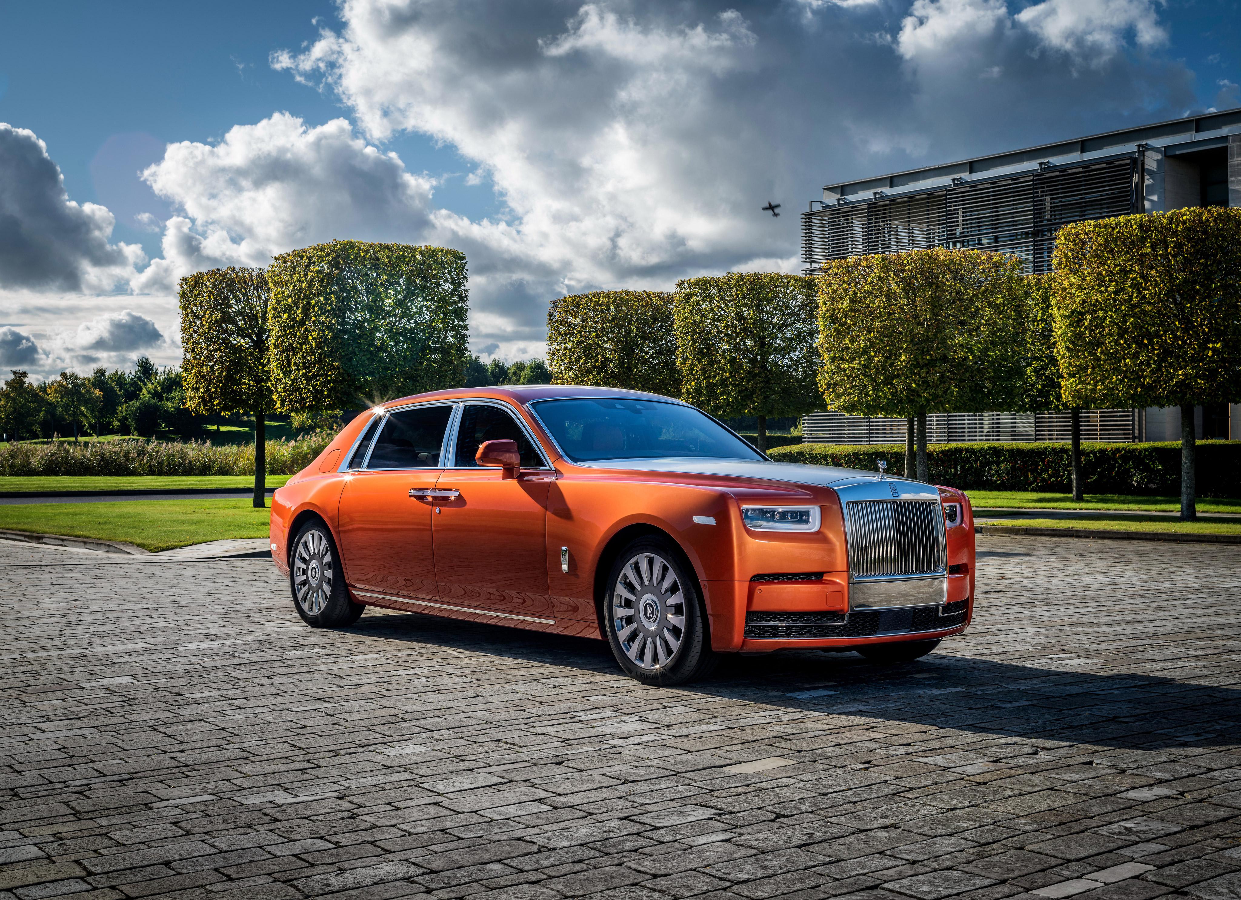 Rolls Royce Phantom EWB 4k, HD Cars, 4k Wallpapers, Images ...