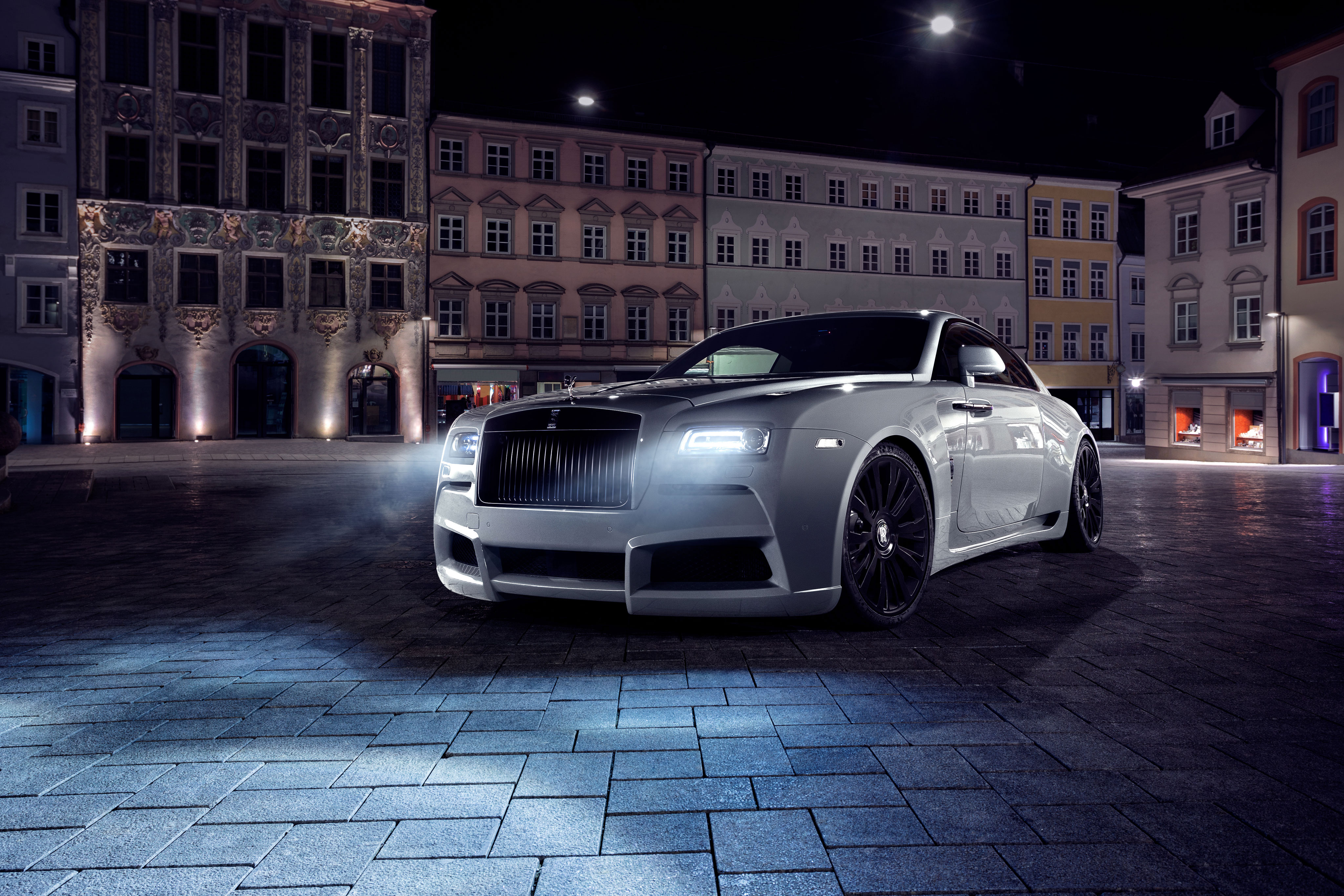 Rolls royce wraith 2017 4k hd cars 4k wallpapers images - Rolls royce wallpaper download ...