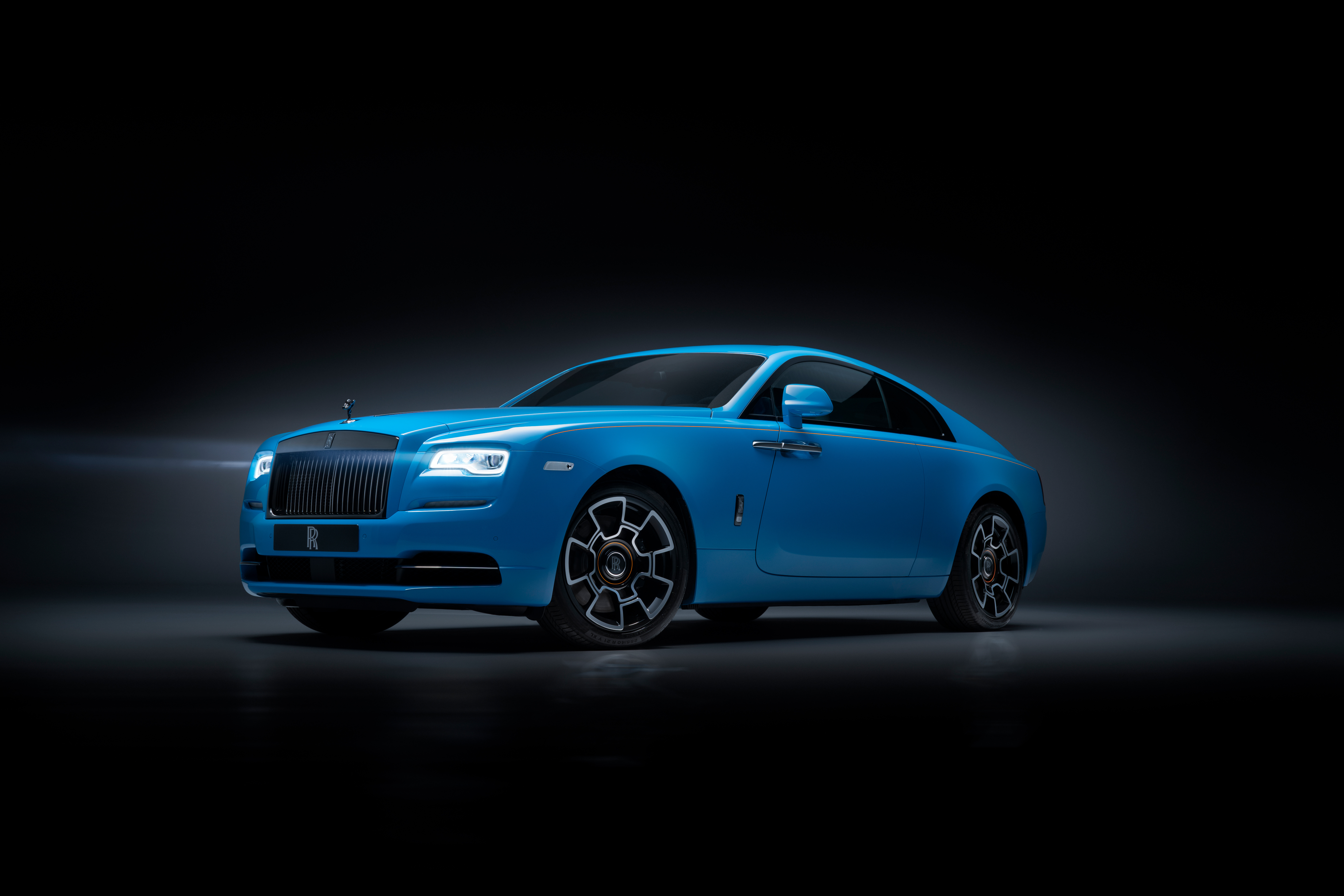 Rolls Royce Wraith Black Badge 2019, HD Cars, 4k ...