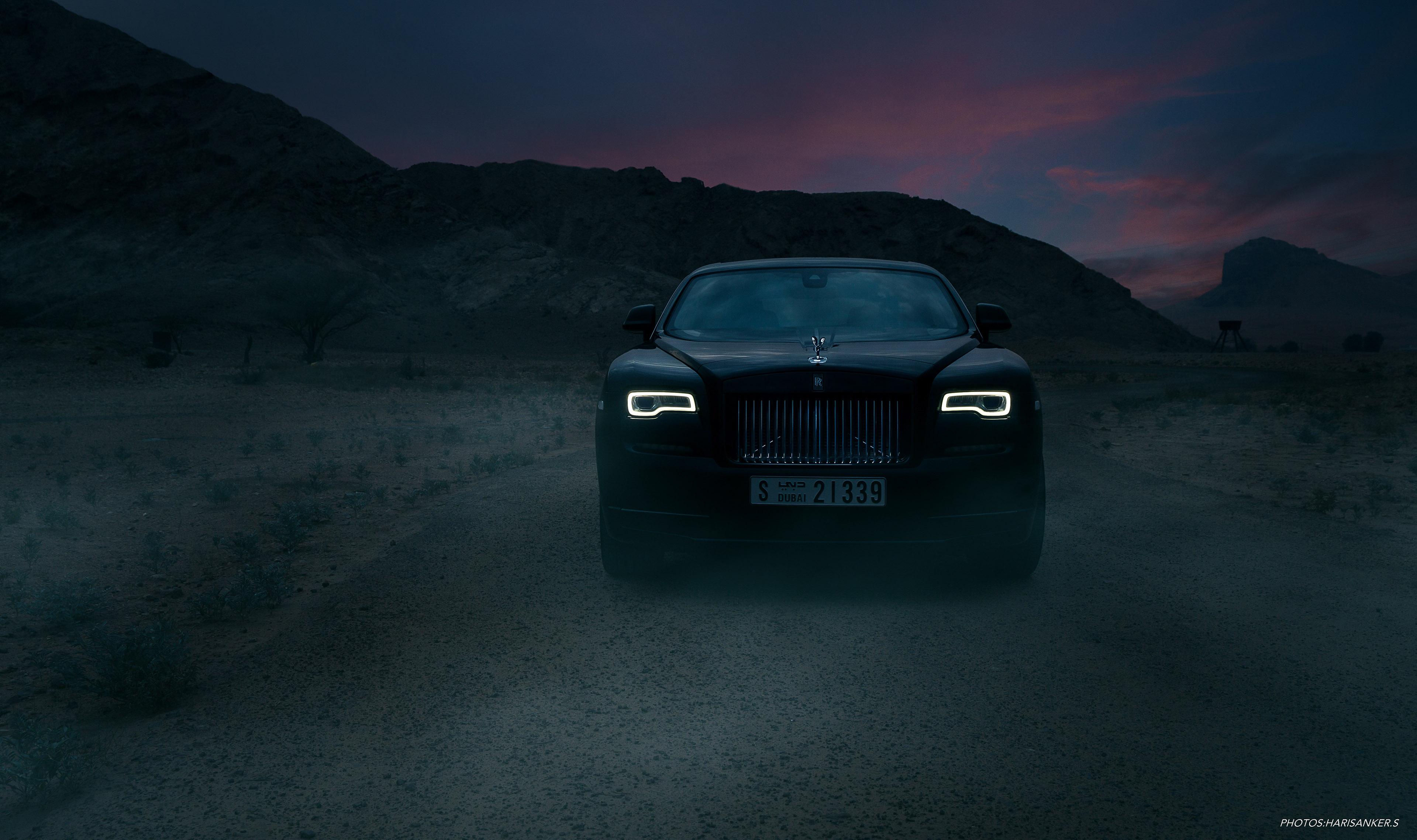 Rolls Royce Wraith Black Badge, HD Cars, 4k Wallpapers ...