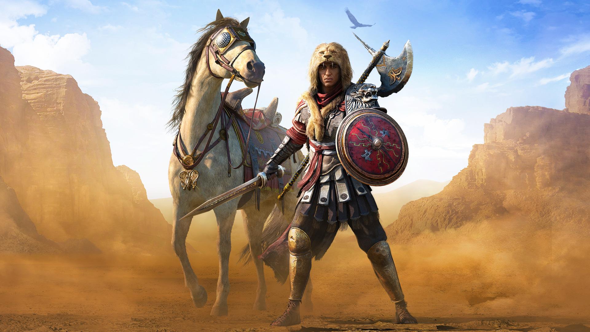 Roman Centurion Assassins Creed Origins, HD Games, 4k ...