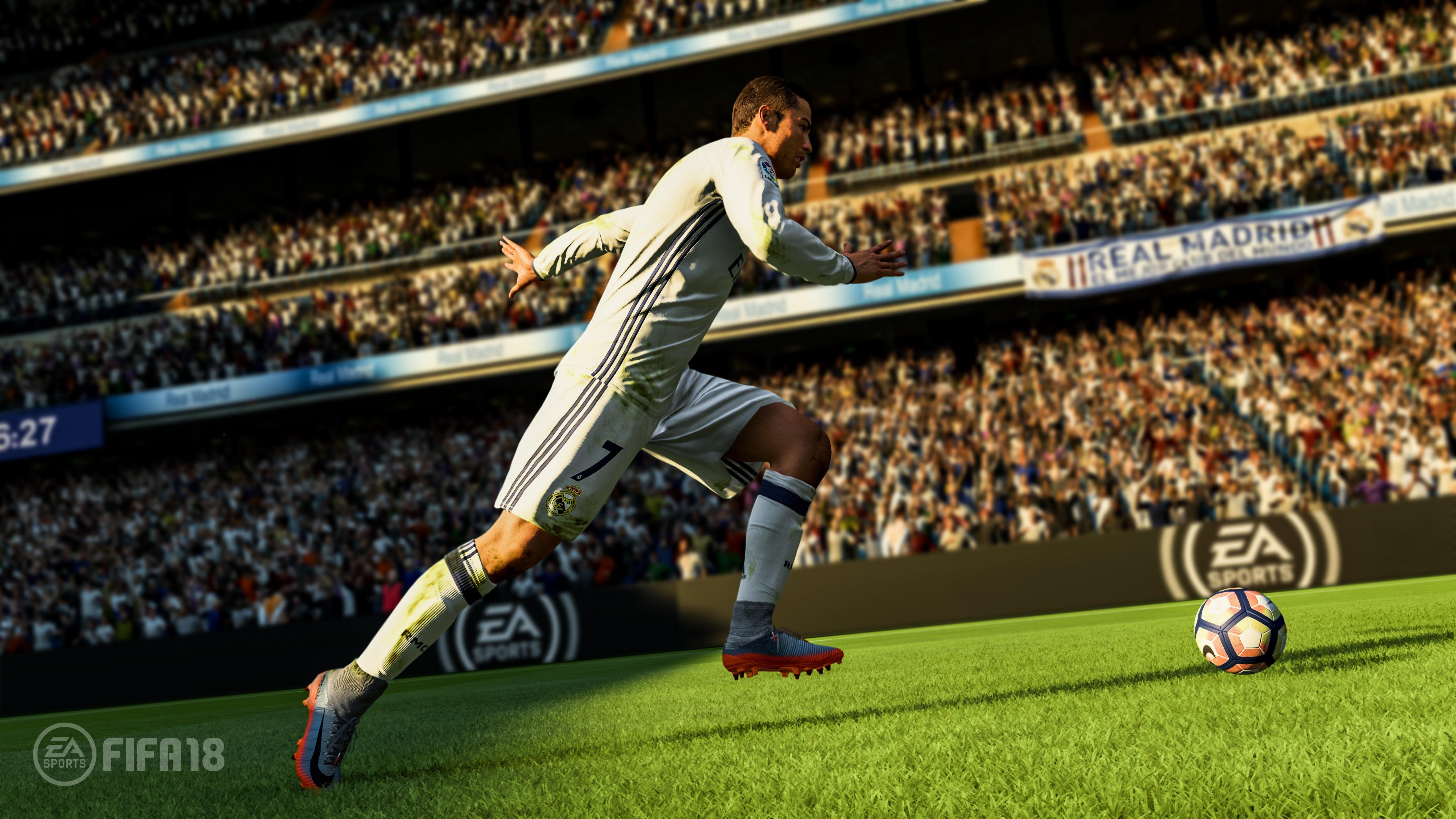Ronaldo Fifa  K