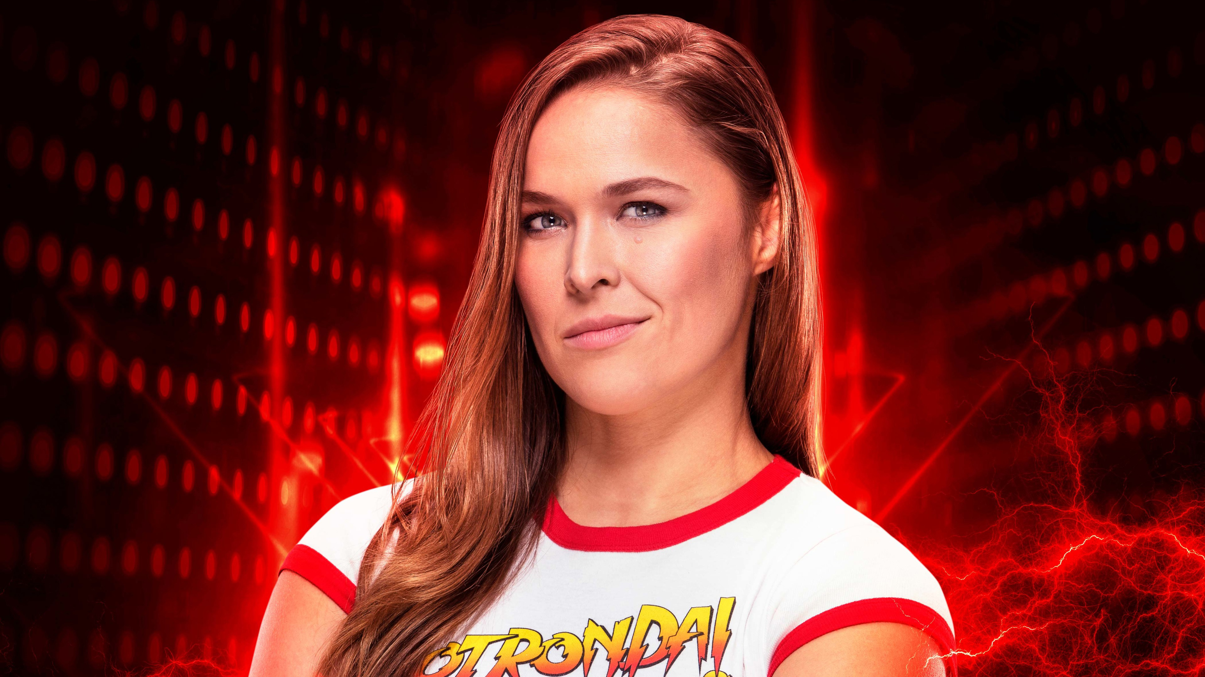 Ronda Rousey WWE 2K19, HD Games, 4k Wallpapers, Images