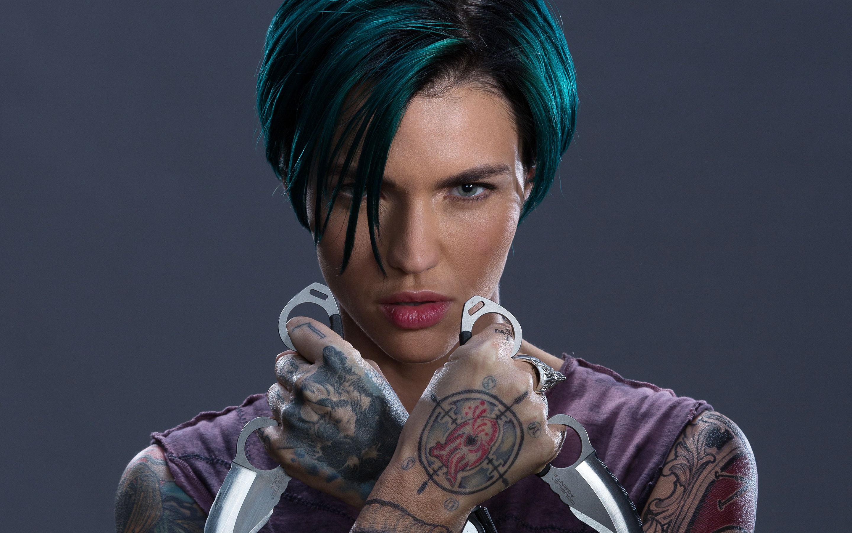 Ruby Rose xXx Return of Xander Cage