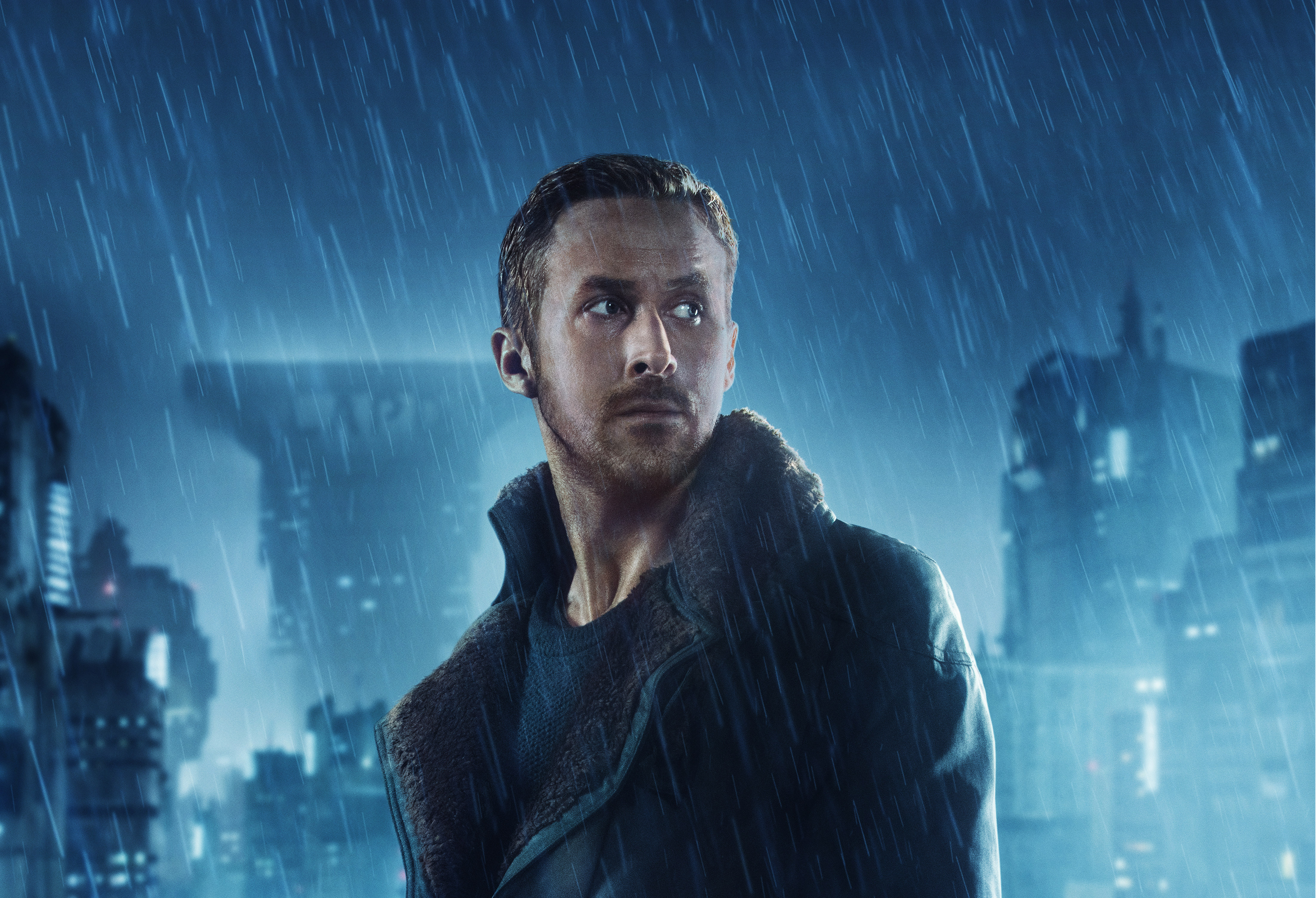 Blade Runner 2049 Hd Wallpaper: 2160x3840 Ryan Gosling As Officer K In Blade Runner 2049