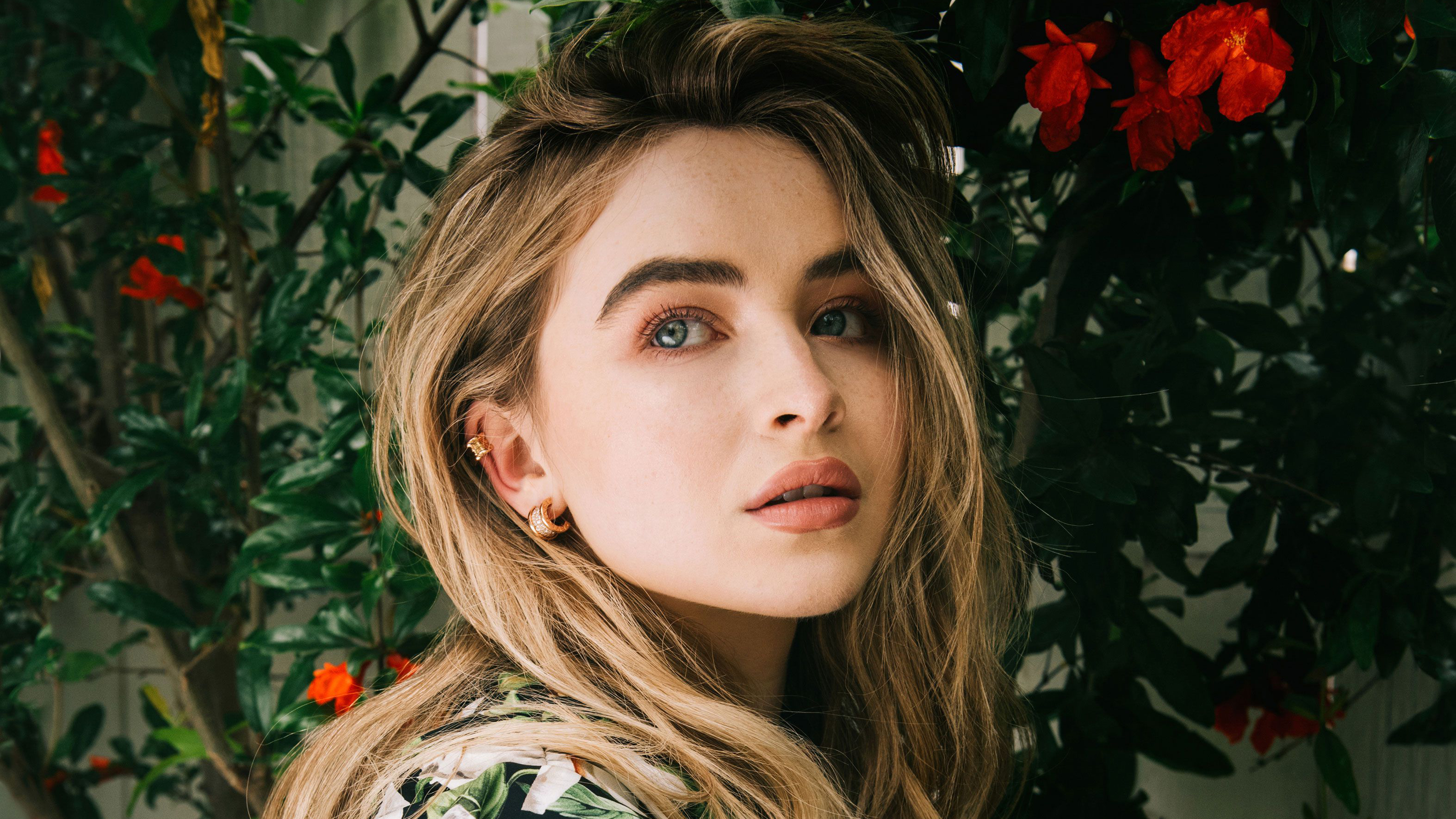 Sabrina carpenter marie claire 2019 4k hd celebrities 4k - Sabrina carpenter hd wallpaper ...