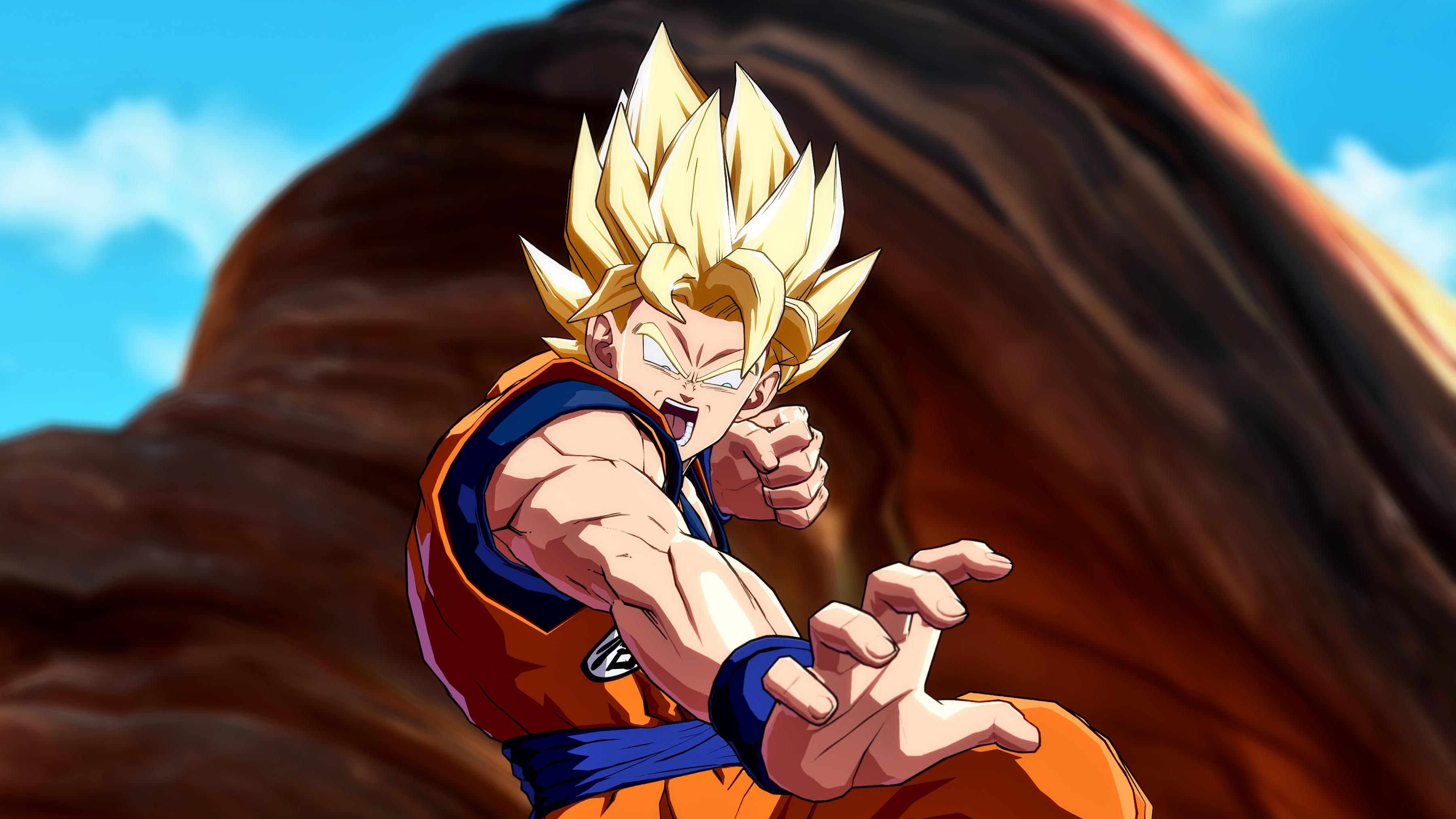 Saiyan Dragon Ball Fighterz, HD Games, 4k Wallpapers ...
