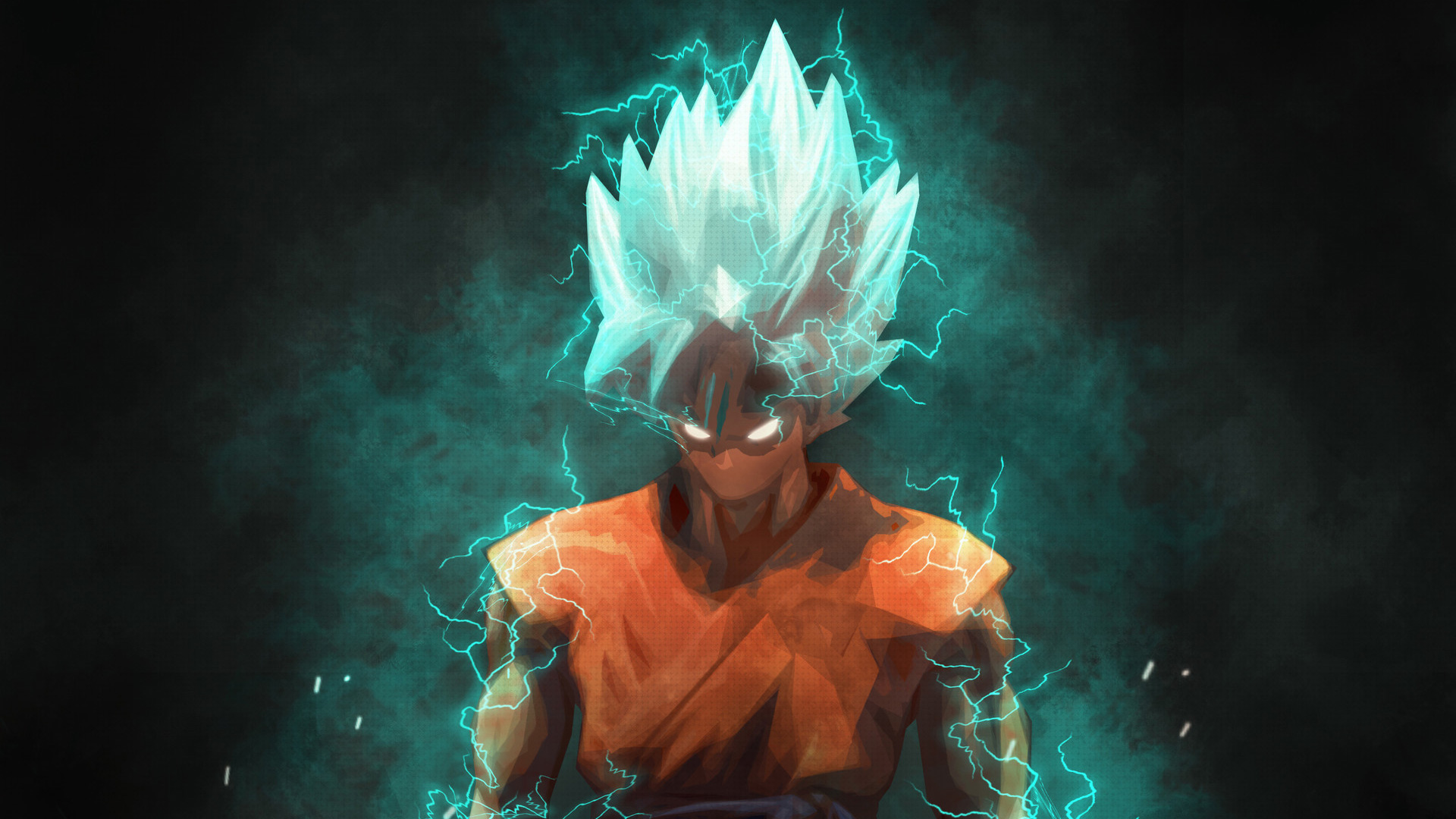 1336x768 saiyan god laptop hd hd 4k wallpapers images - 4k wallpaper of god ...