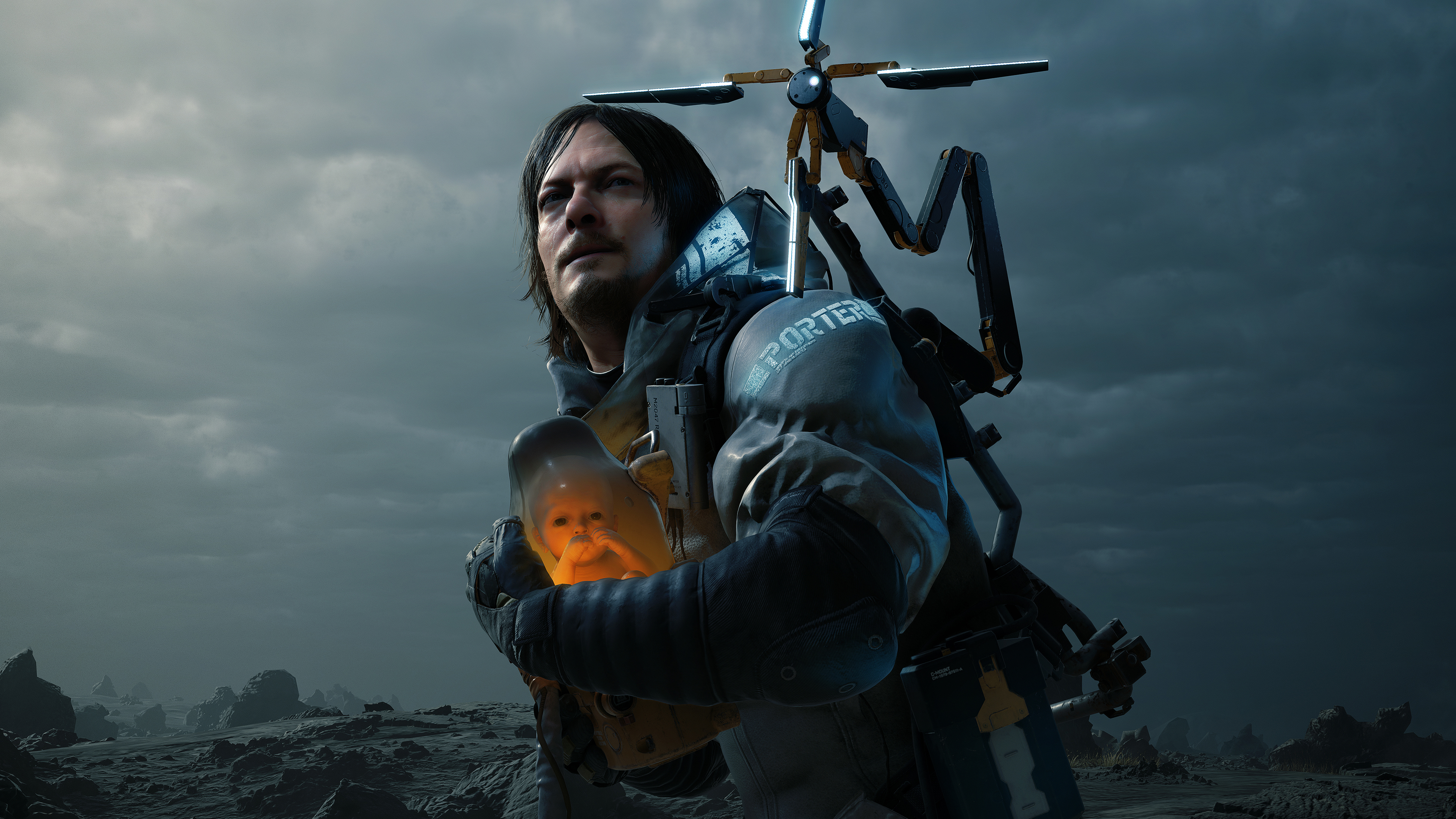 Sam Porter Death Stranding Hd Games 4k Wallpapers Images