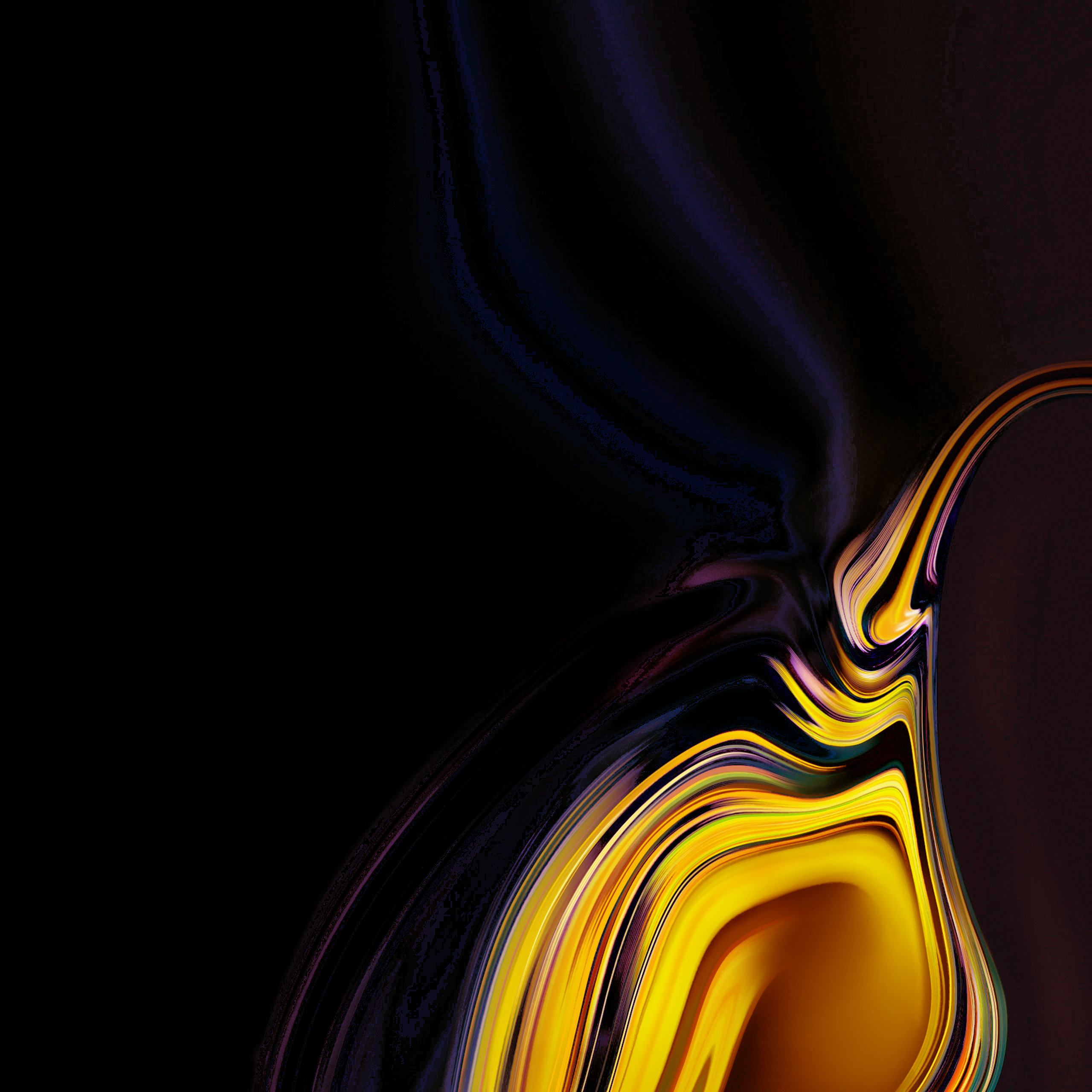 Samsung Galaxy Note 9 Stock, HD Abstract, 4k Wallpapers