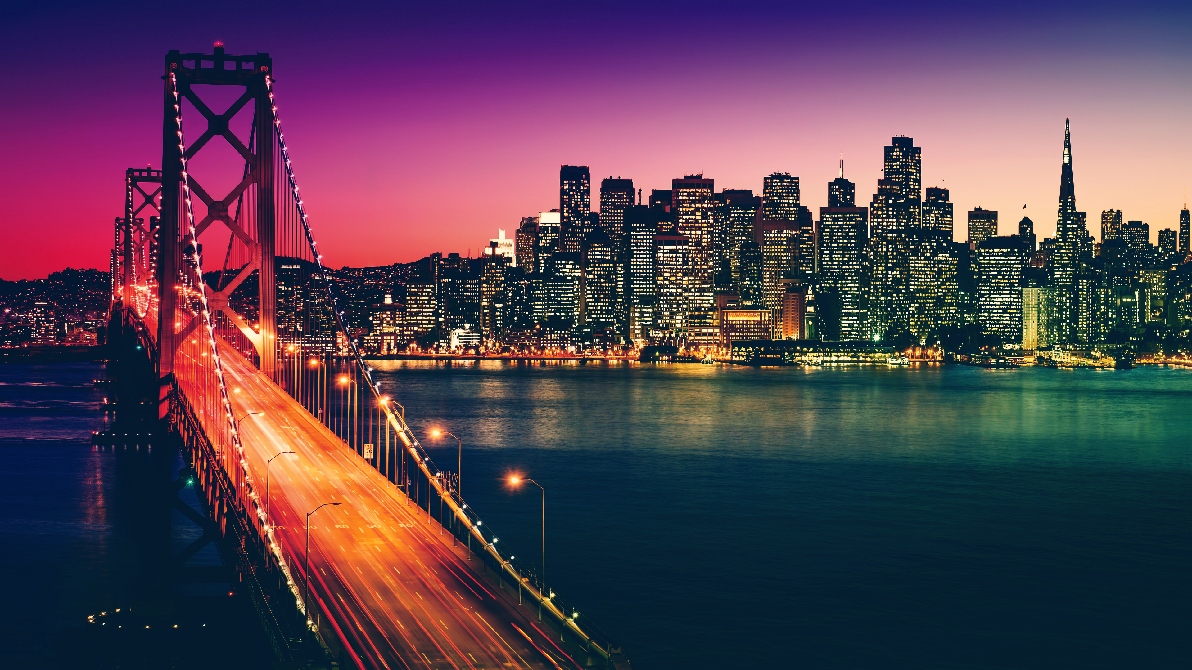 San francisco california cityscape 4k hd world 4k wallpapers images backgrounds photos and - San francisco hd ...