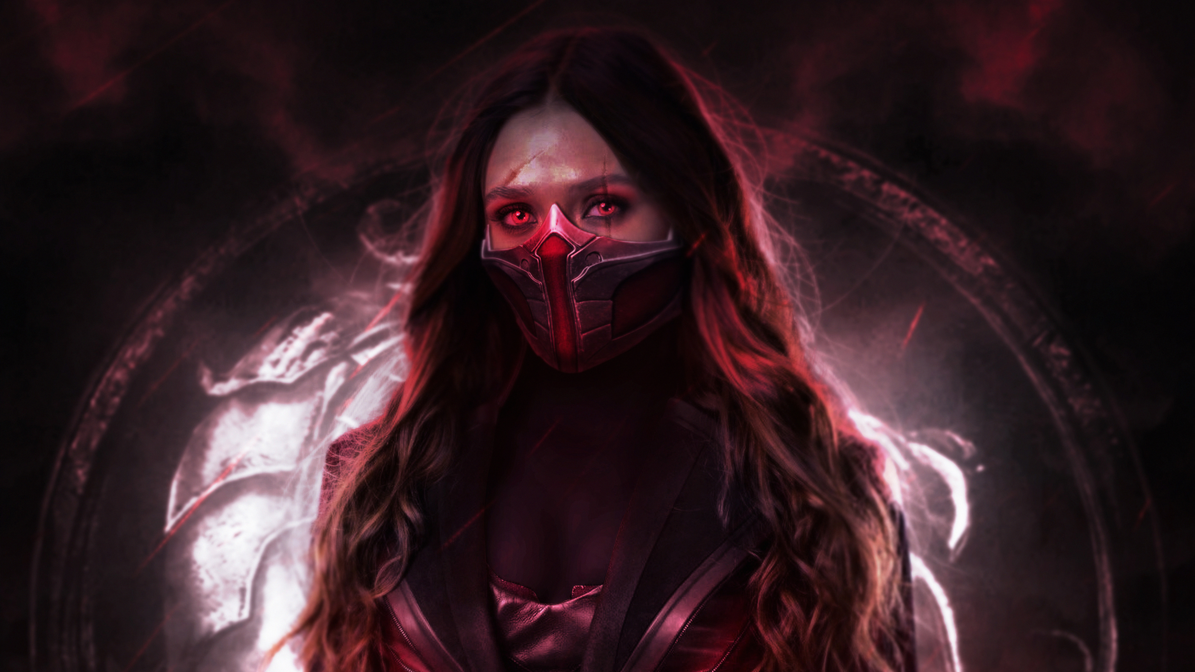 Scarlet Witch 4k New Hd Superheroes 4k Wallpapers Images