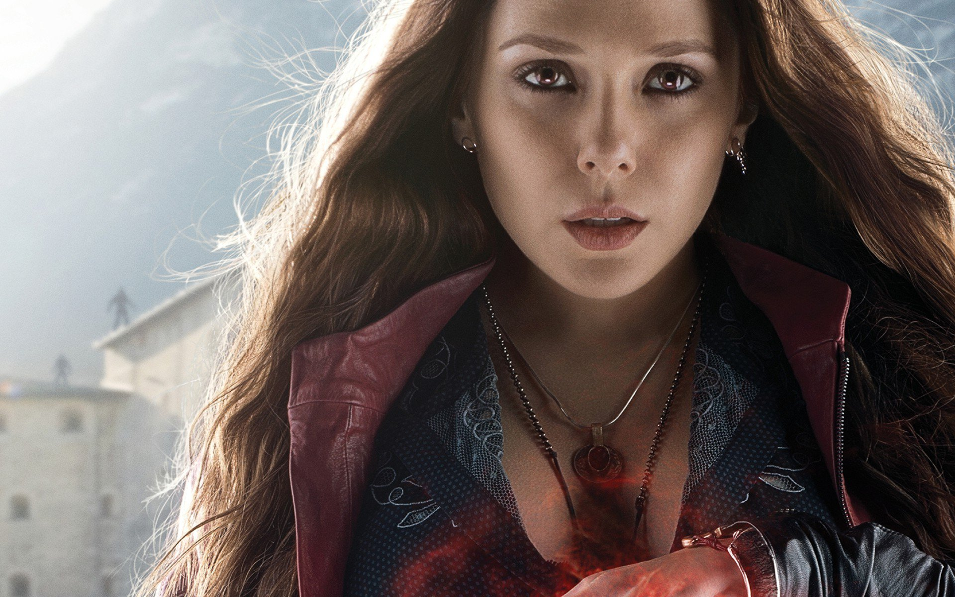 Scarlet Witch In Captain America Civil War