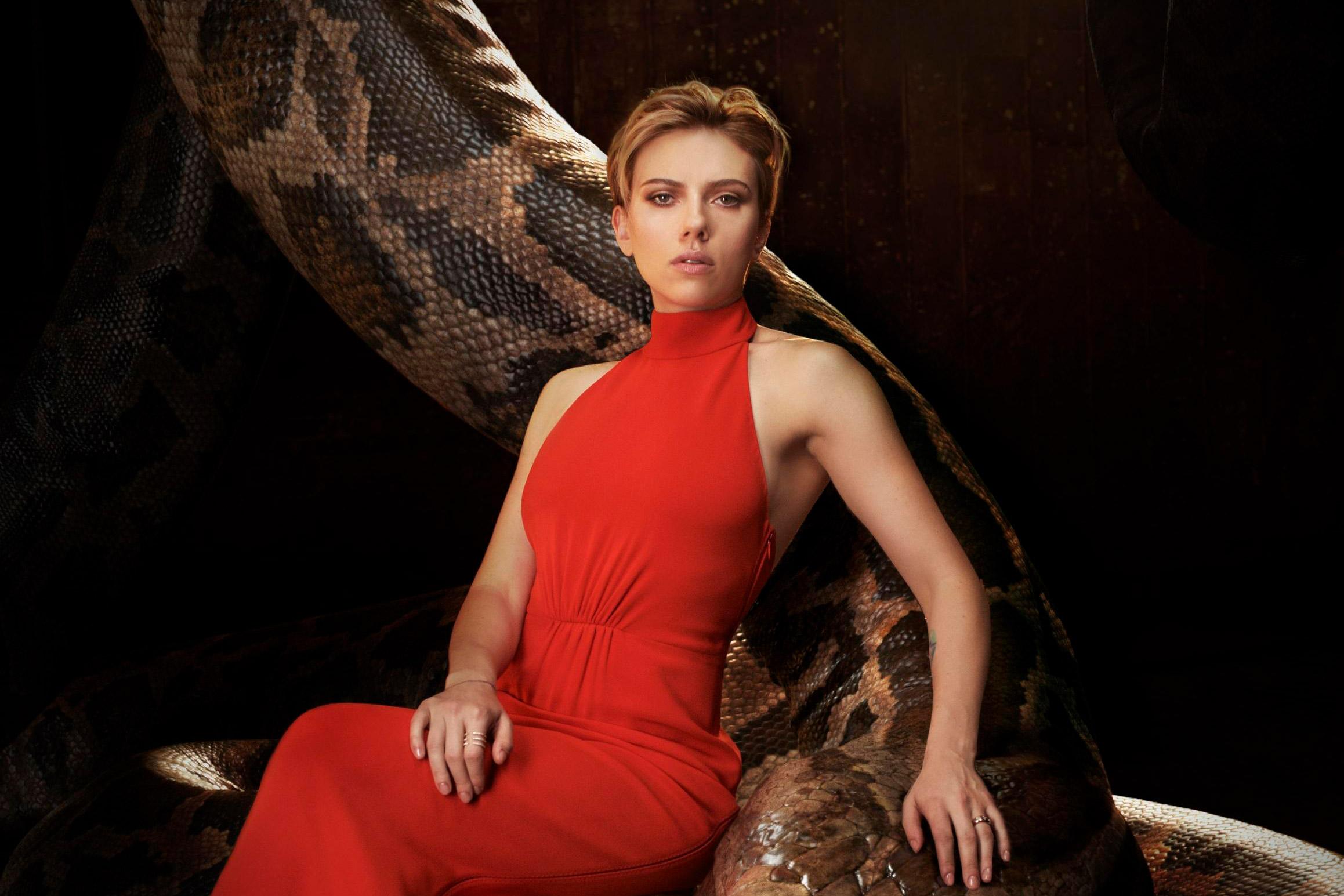 Scarlett Johansson 2017, HD Celebrities, 4k Wallpapers ...