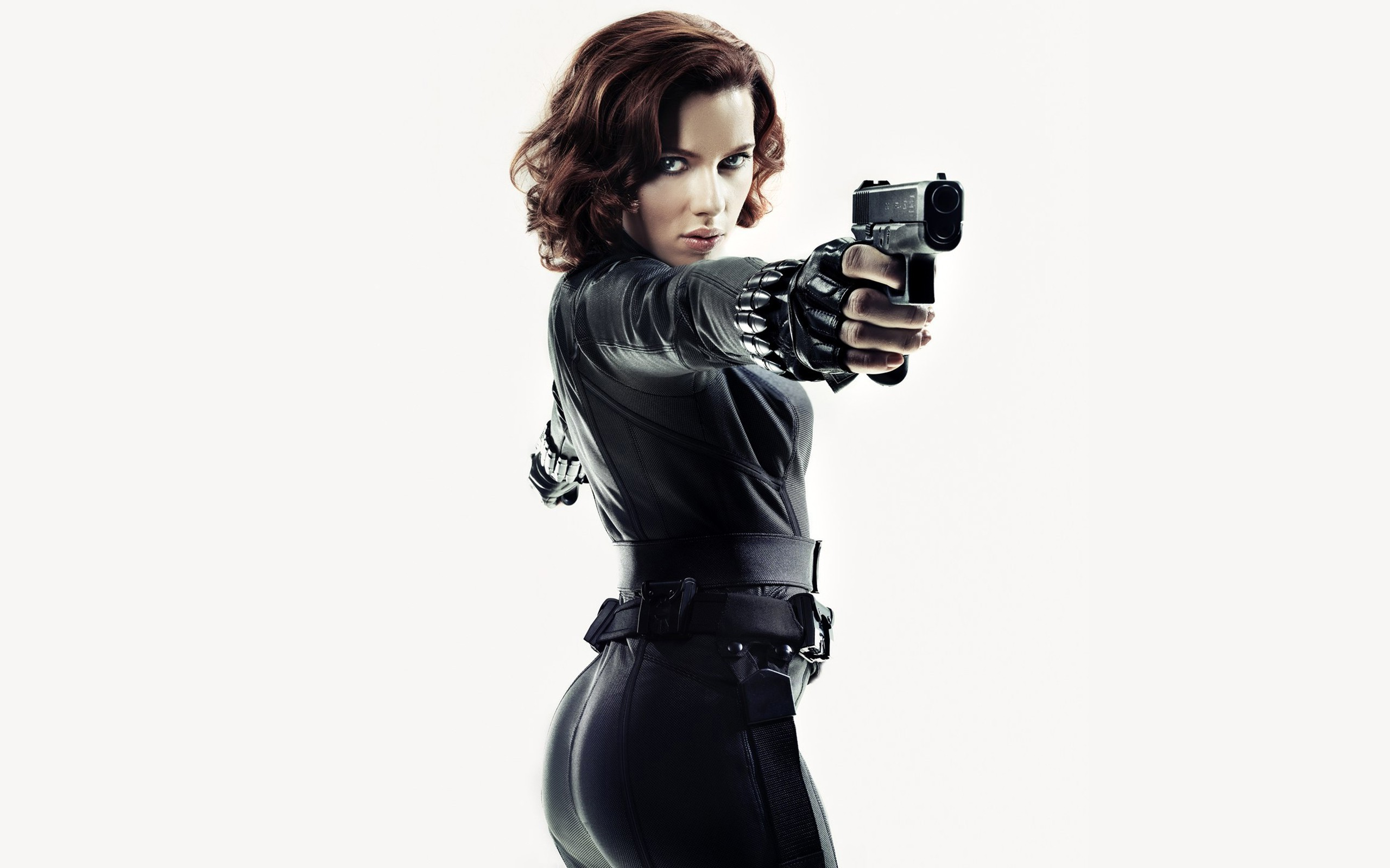 Scarlett johansson black widow wallpaper - photo#17