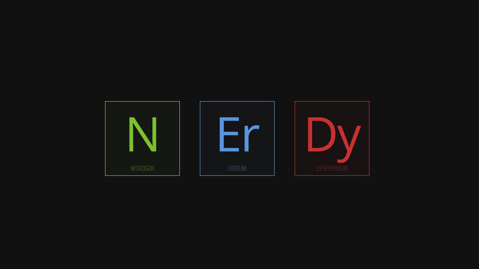 Science Nerds Minimalism HD Typography 4k Wallpapers Images