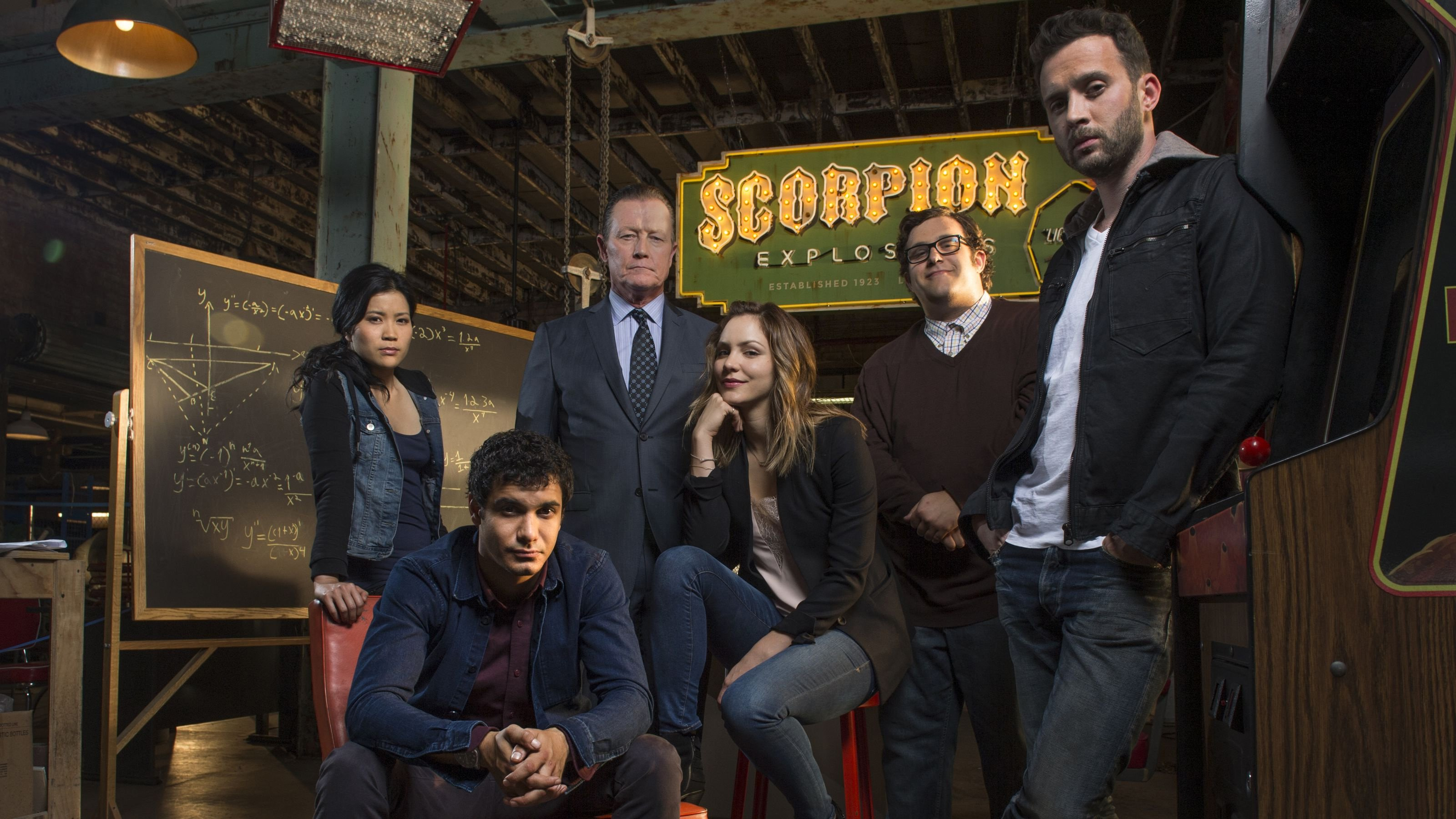 scorpion tv show