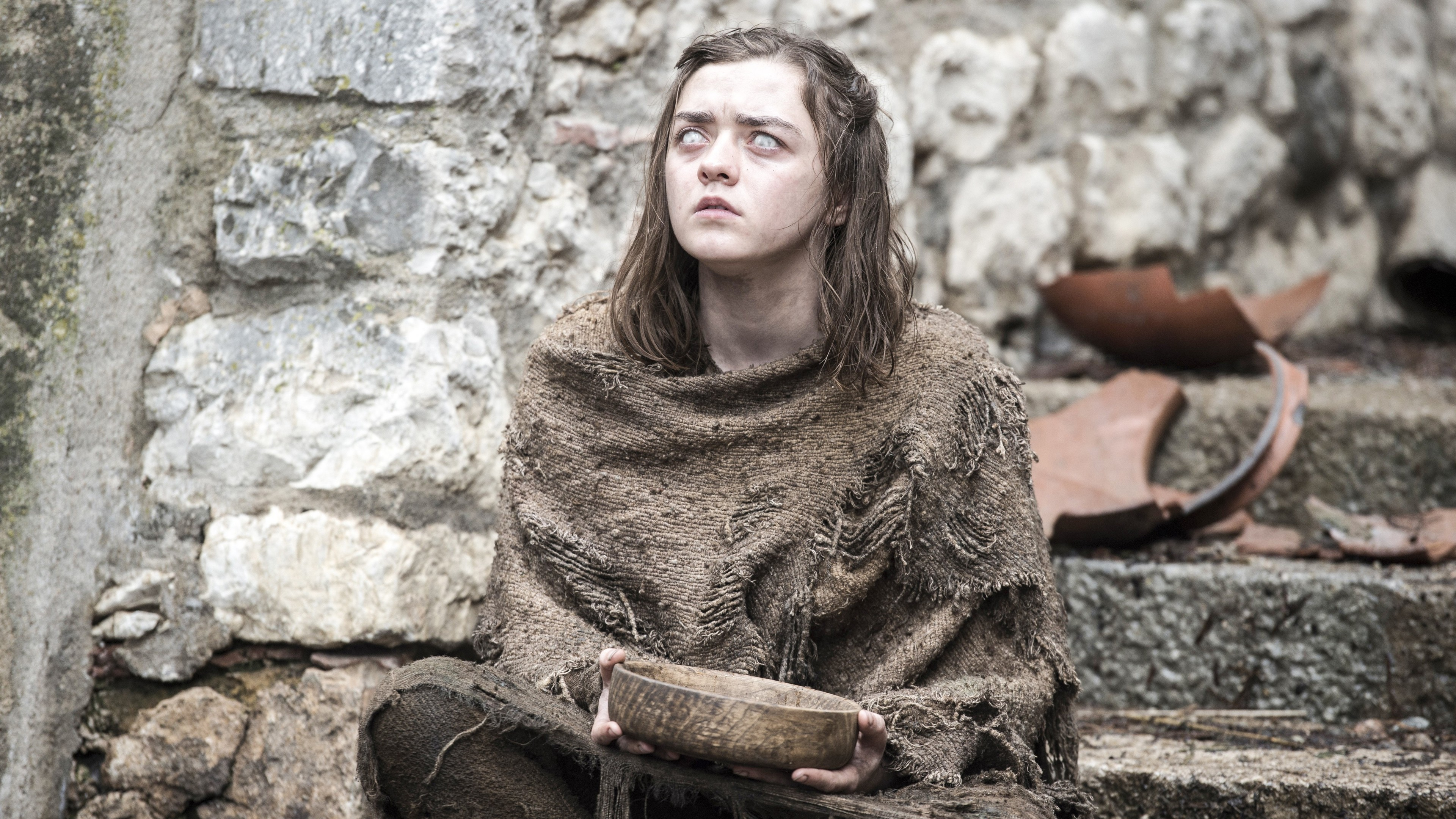 Season 6 Game Of Thrones Arya Stark, HD Tv Shows, 4k