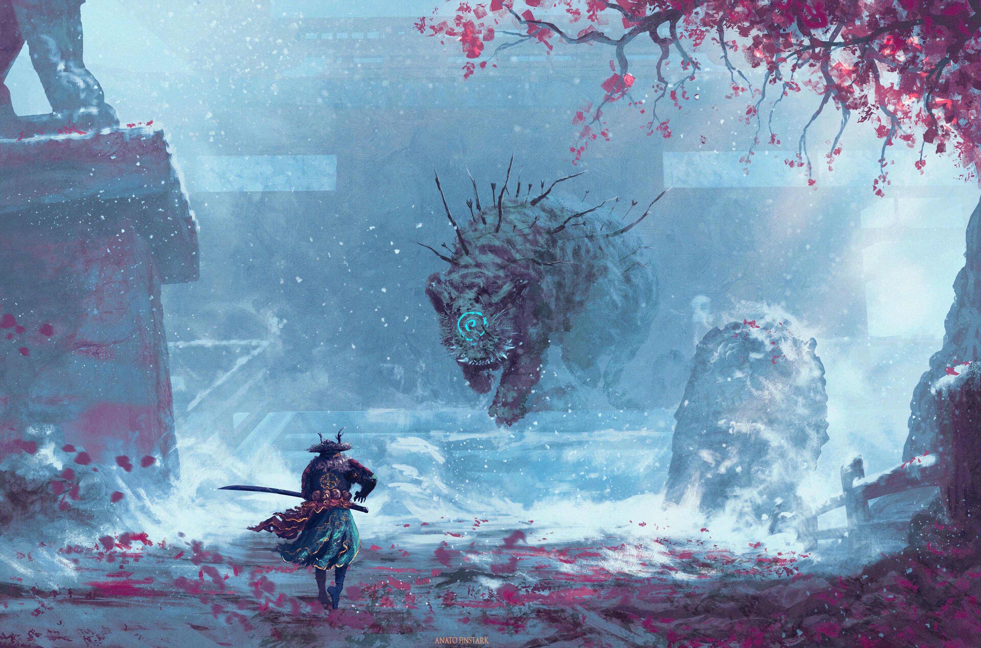 Sekiro Shadows Die Twice 4k Game Art Hd Games 4k