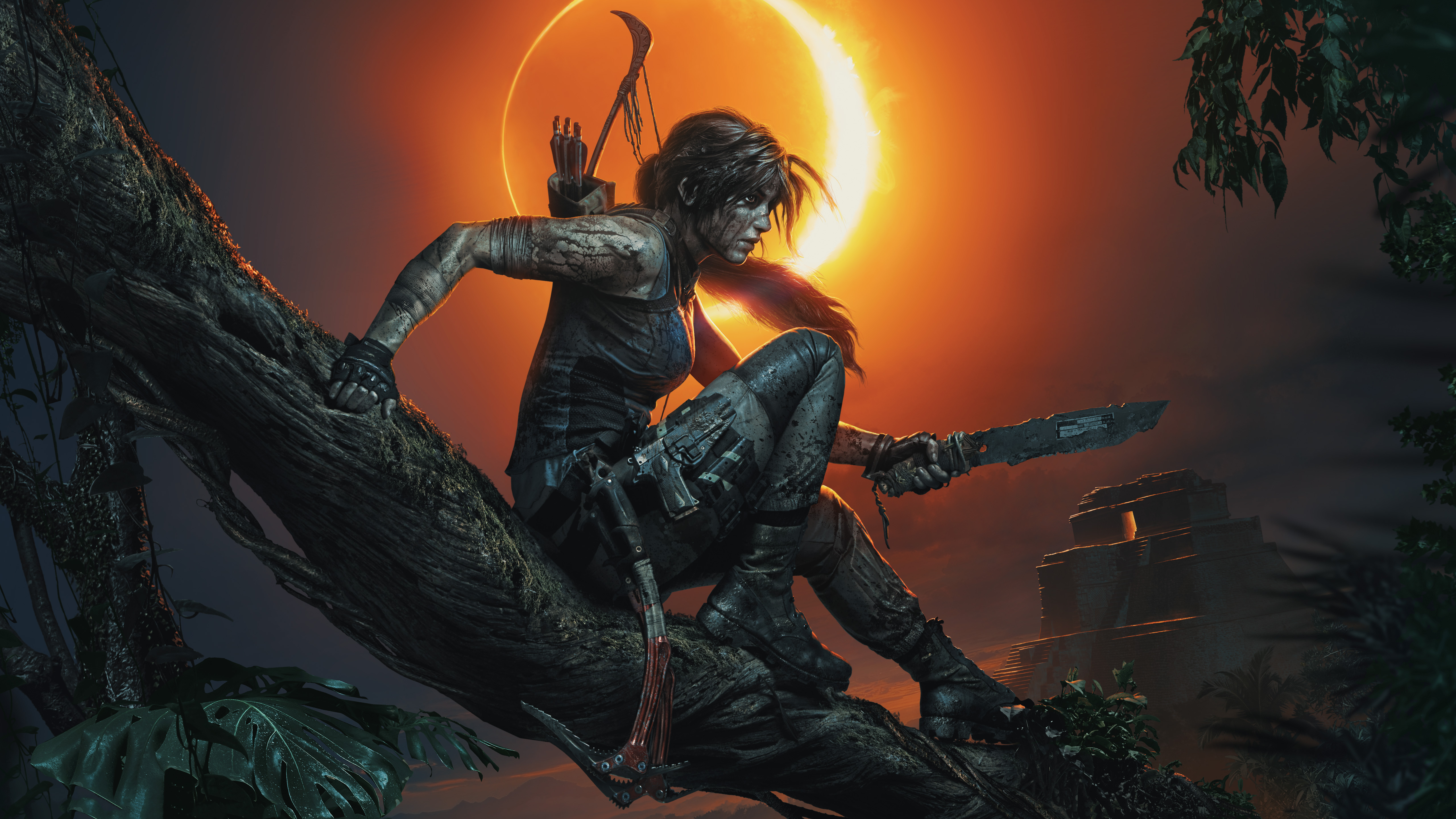 Shadow Of The Tomb Raider 5k Hd Games 4k Wallpapers