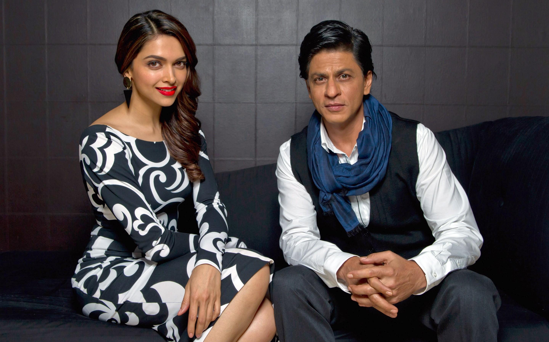 Srk Hd Wallpapers 4k: Shahrukh Khan Deepika Padukone, HD Indian Celebrities, 4k